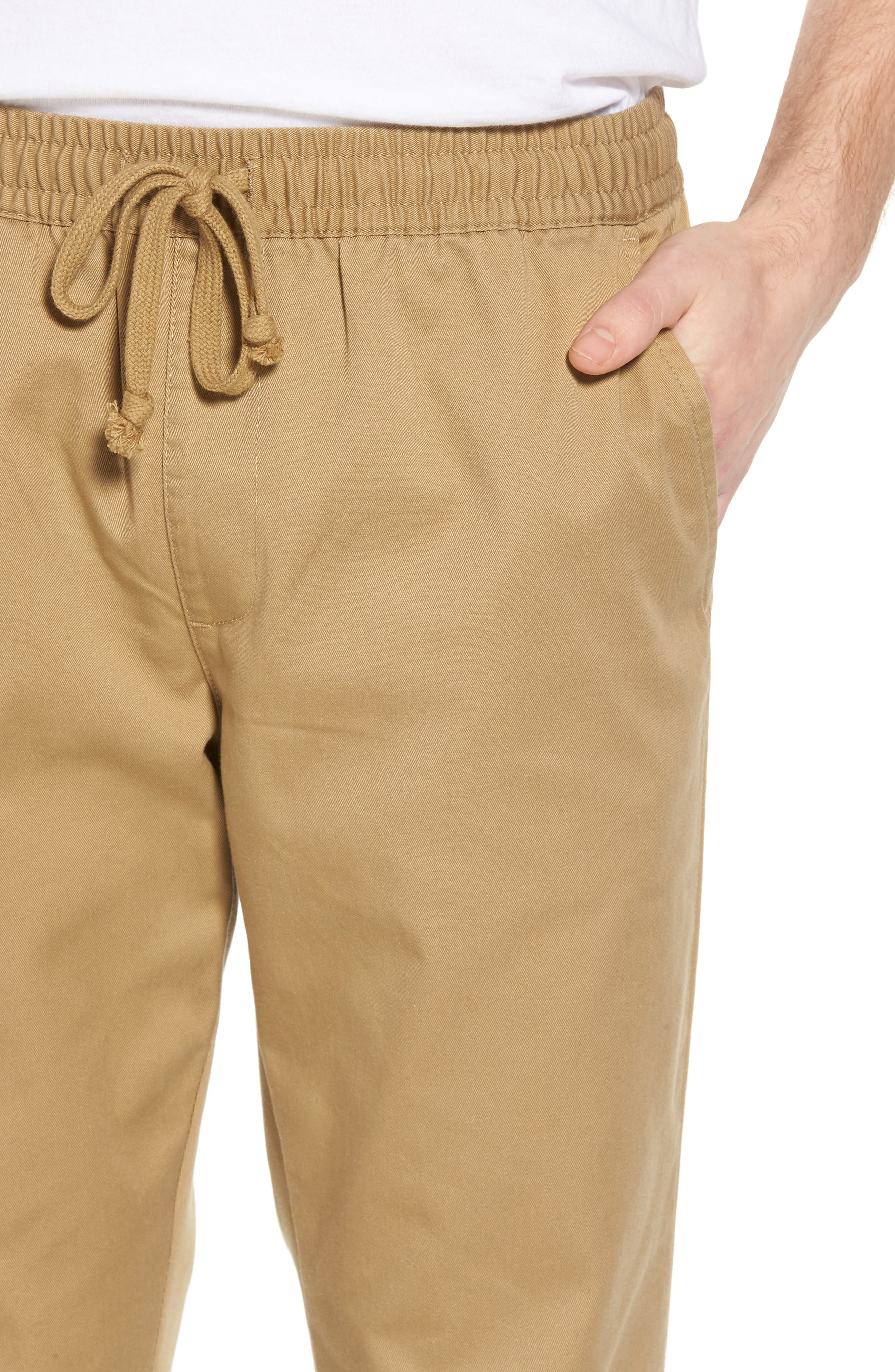 A.T. Dayshift Pants,                             Alternate thumbnail 4, color,                             Dark Sand