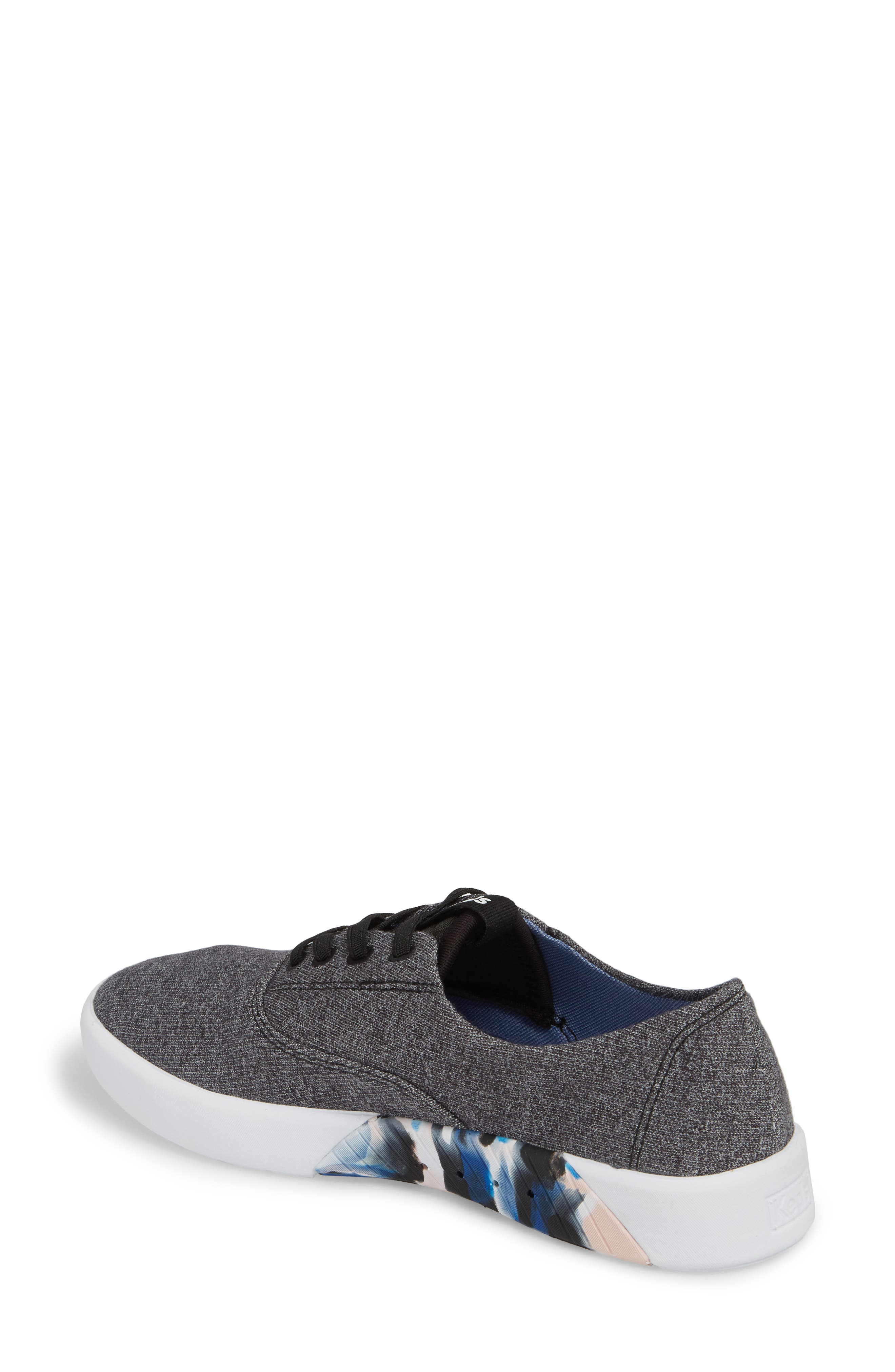 Studio Leap Sneaker,                             Alternate thumbnail 2, color,                             Charcoal