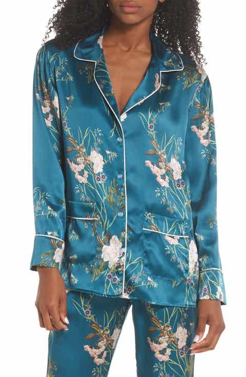 Silk Pajamas Nordstrom