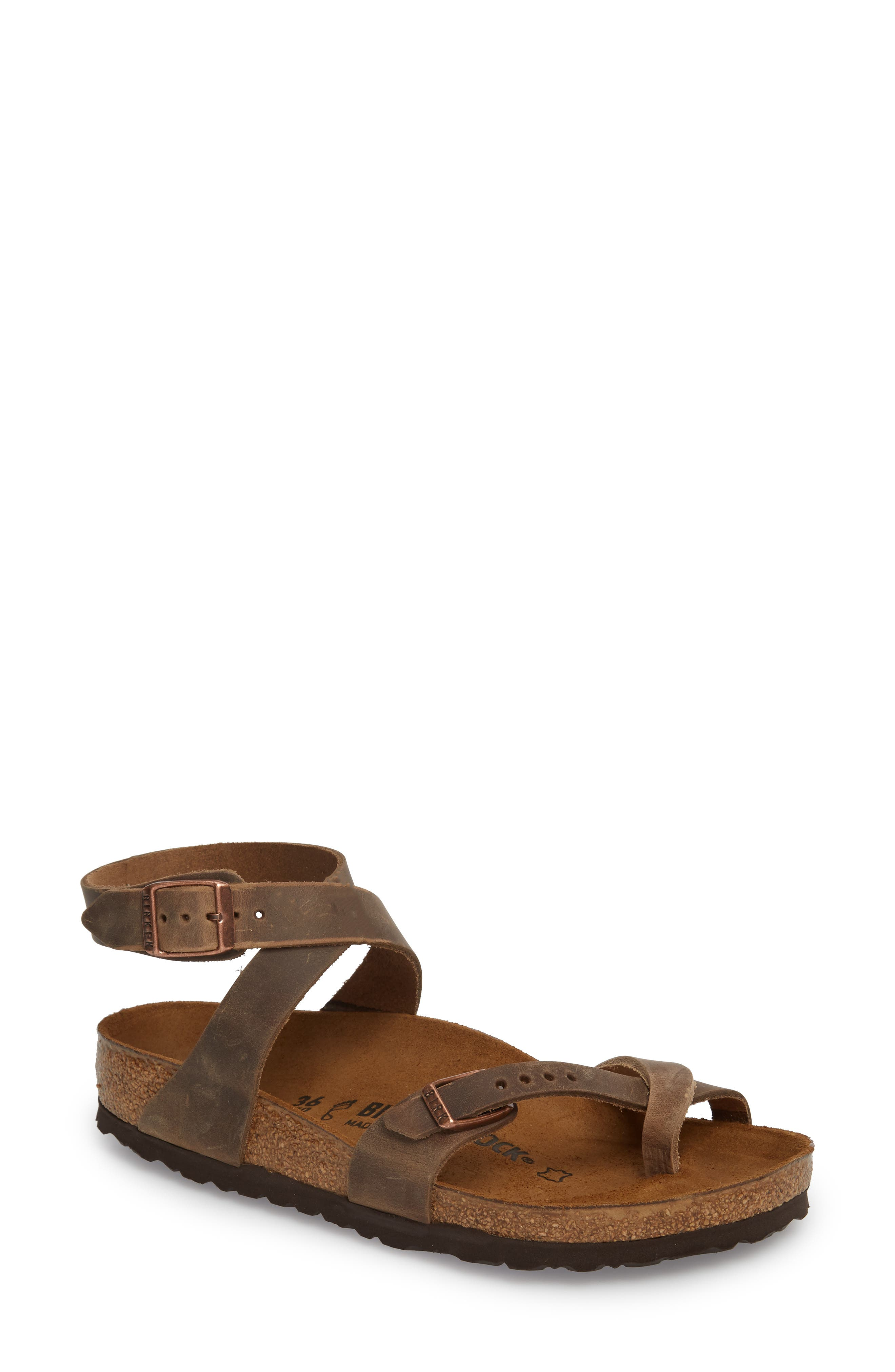 Alternate Image 1 Selected - Birkenstock 'Yara' Sandal (Women)