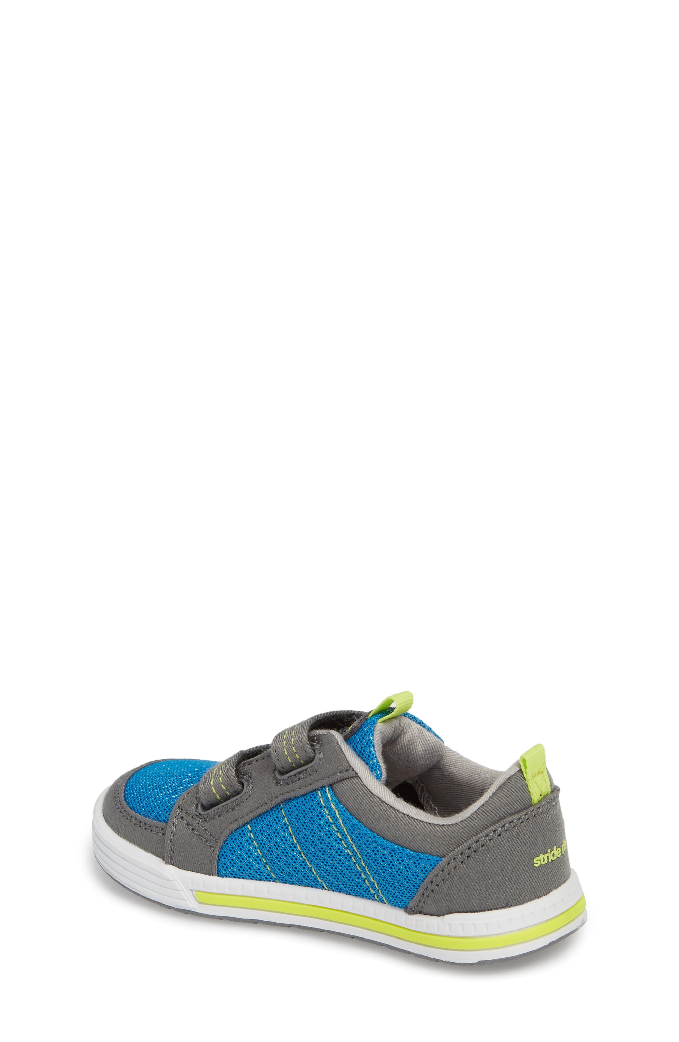 Logan Sneaker,                             Alternate thumbnail 2, color,                             Blue/ Grey