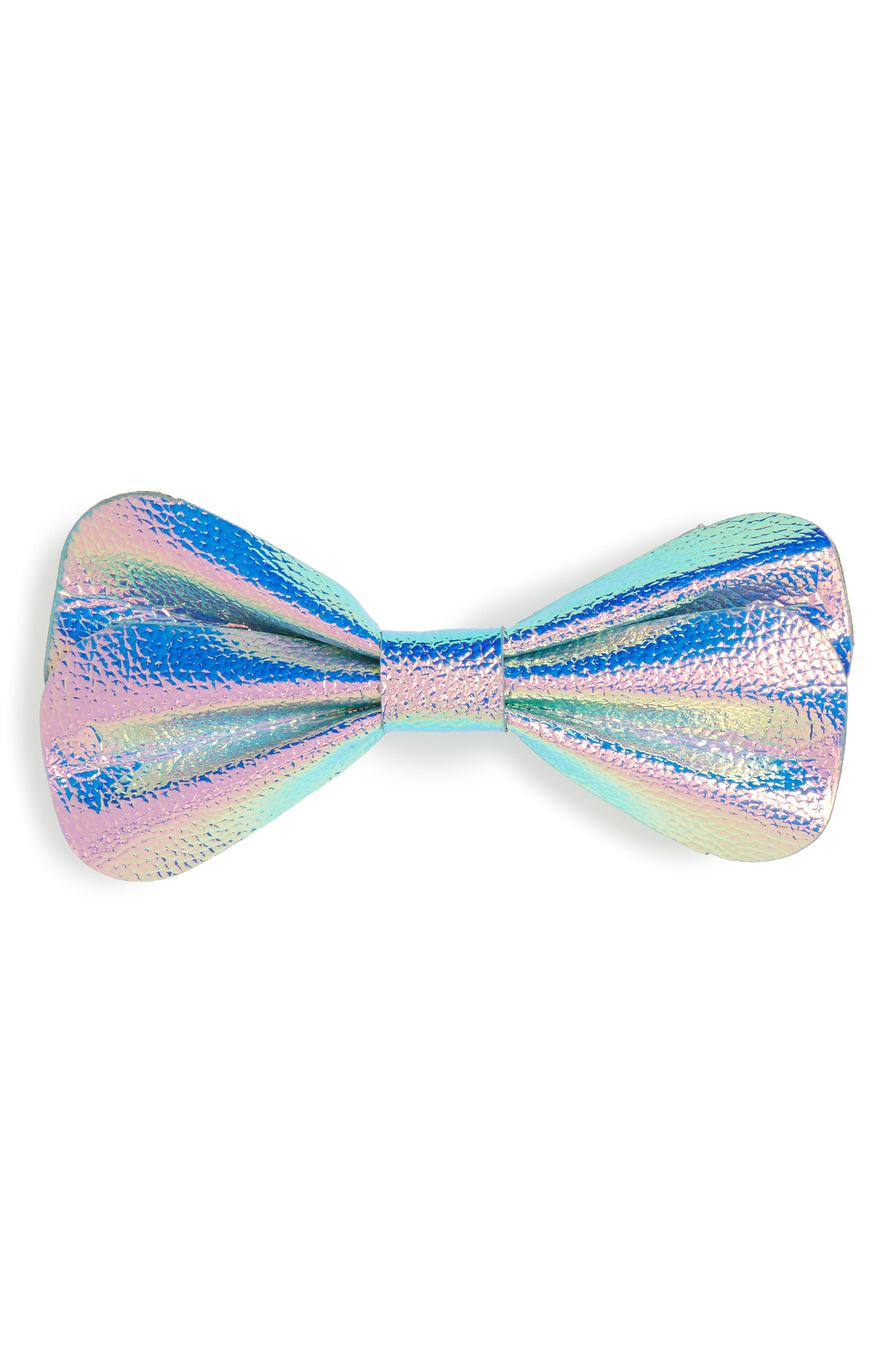 Accessory Collective Metallic Bow Barrette (Girls)