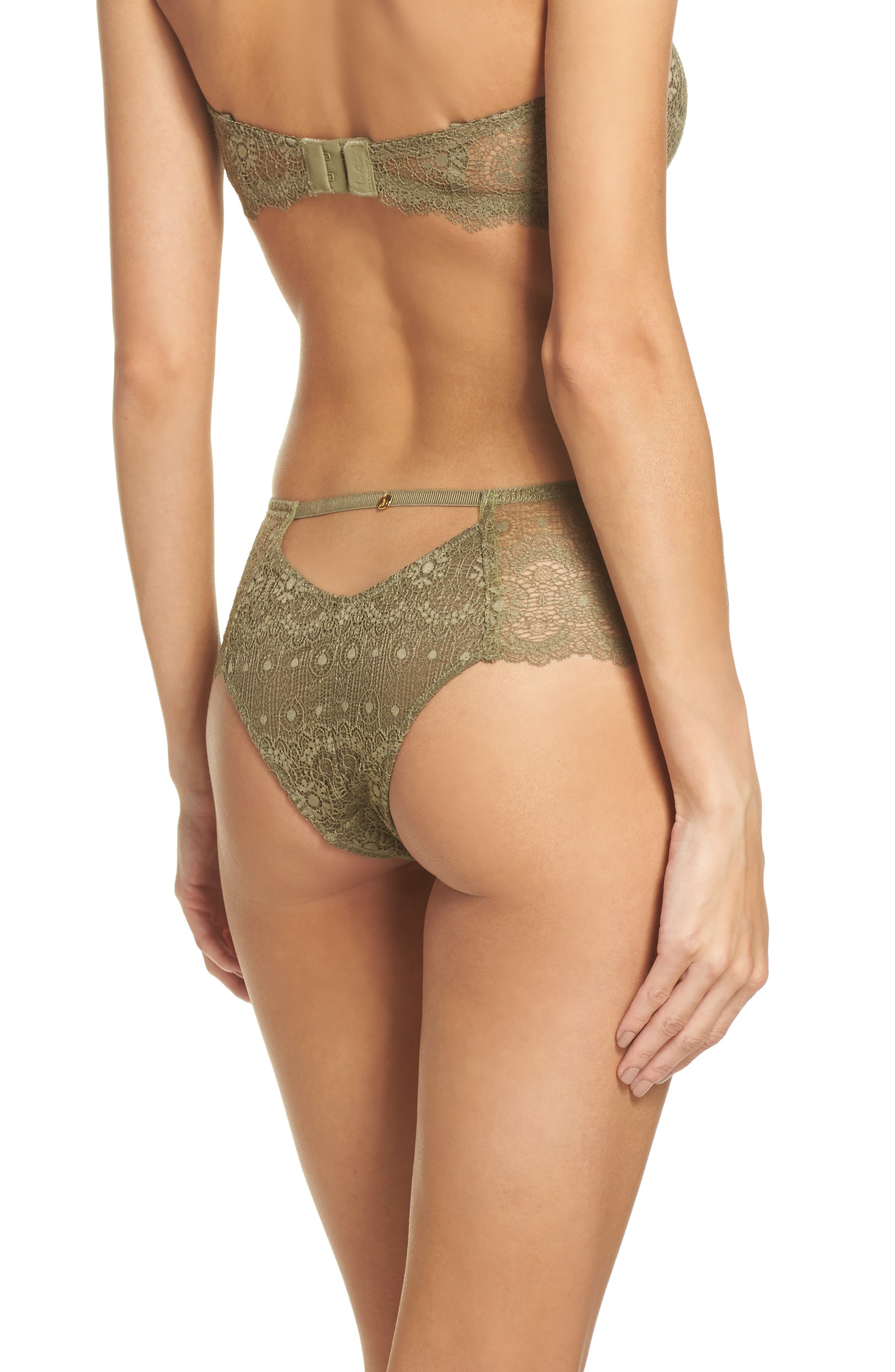 Lace Hipster Panties,                             Alternate thumbnail 2, color,                             Mermaid