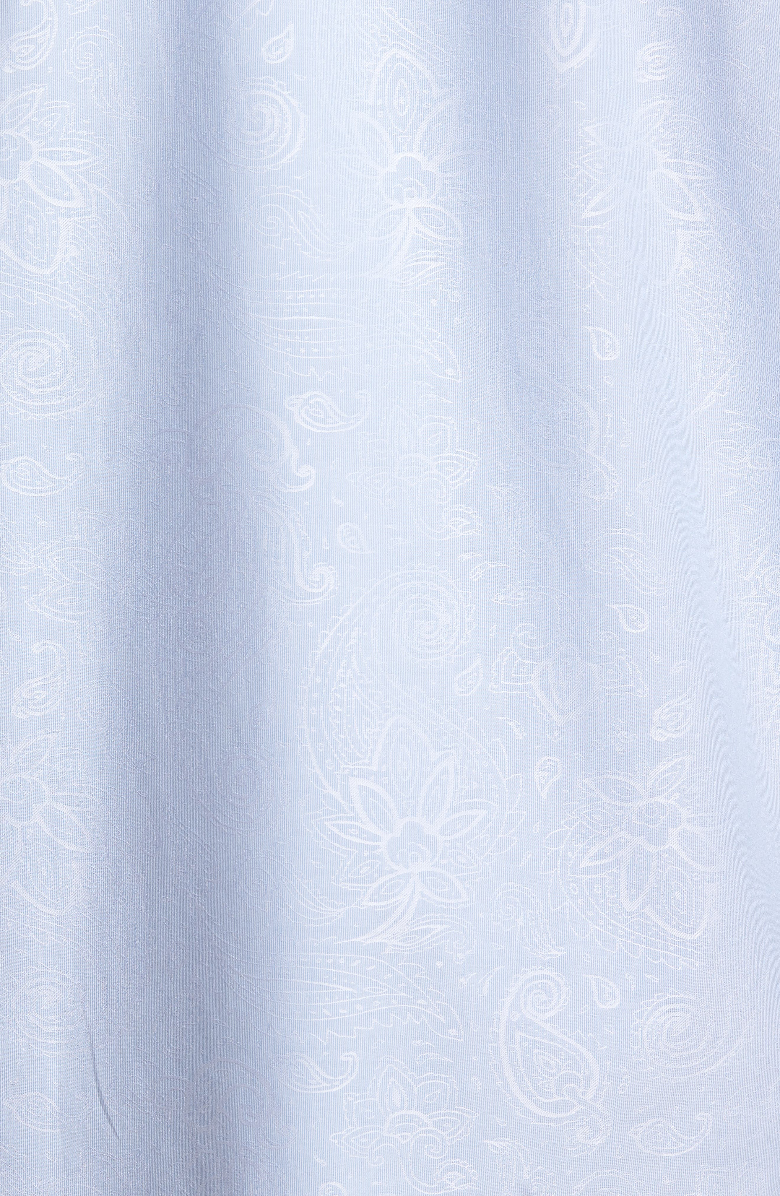 Classic Fit Woven Sport Shirt,                             Alternate thumbnail 5, color,                             Dusty Blue