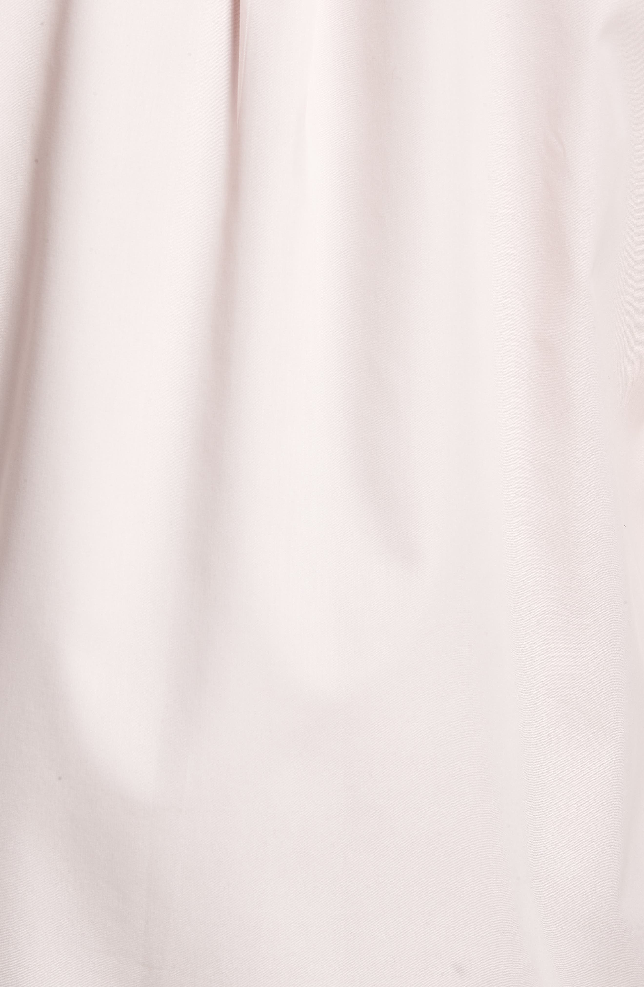Smartcare<sup>™</sup> Traditional Fit Twill Boat Shirt,                             Alternate thumbnail 5, color,                             Pink Breath