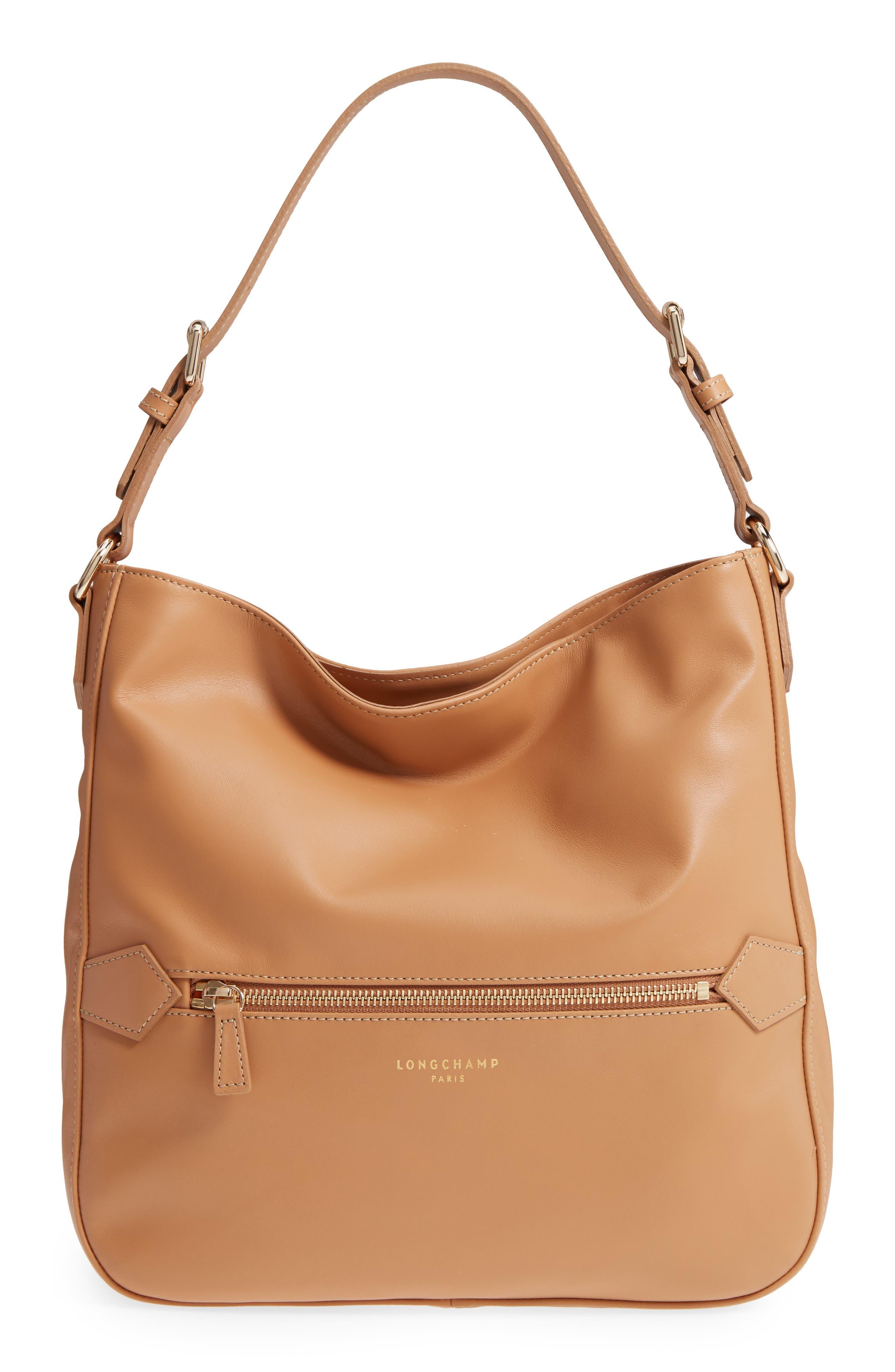 Longchamp 2.0 Leather Hobo