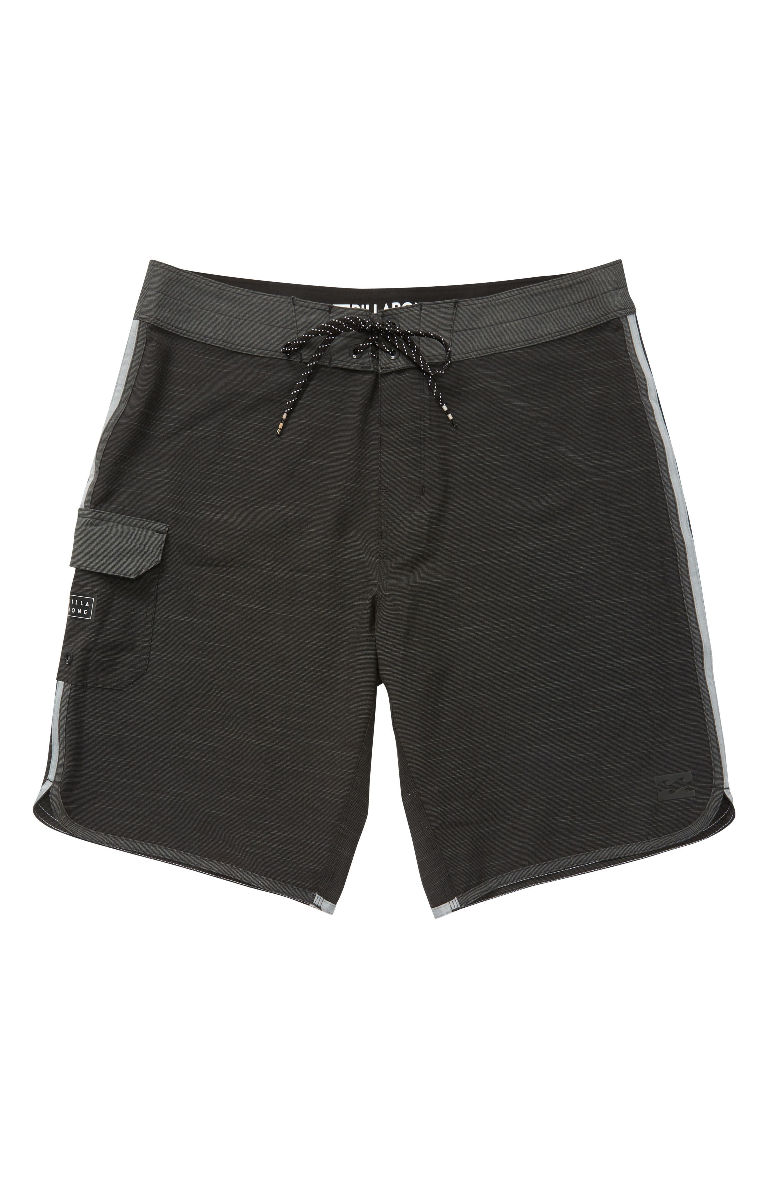 73 X Board Shorts,                         Main,                         color, Black