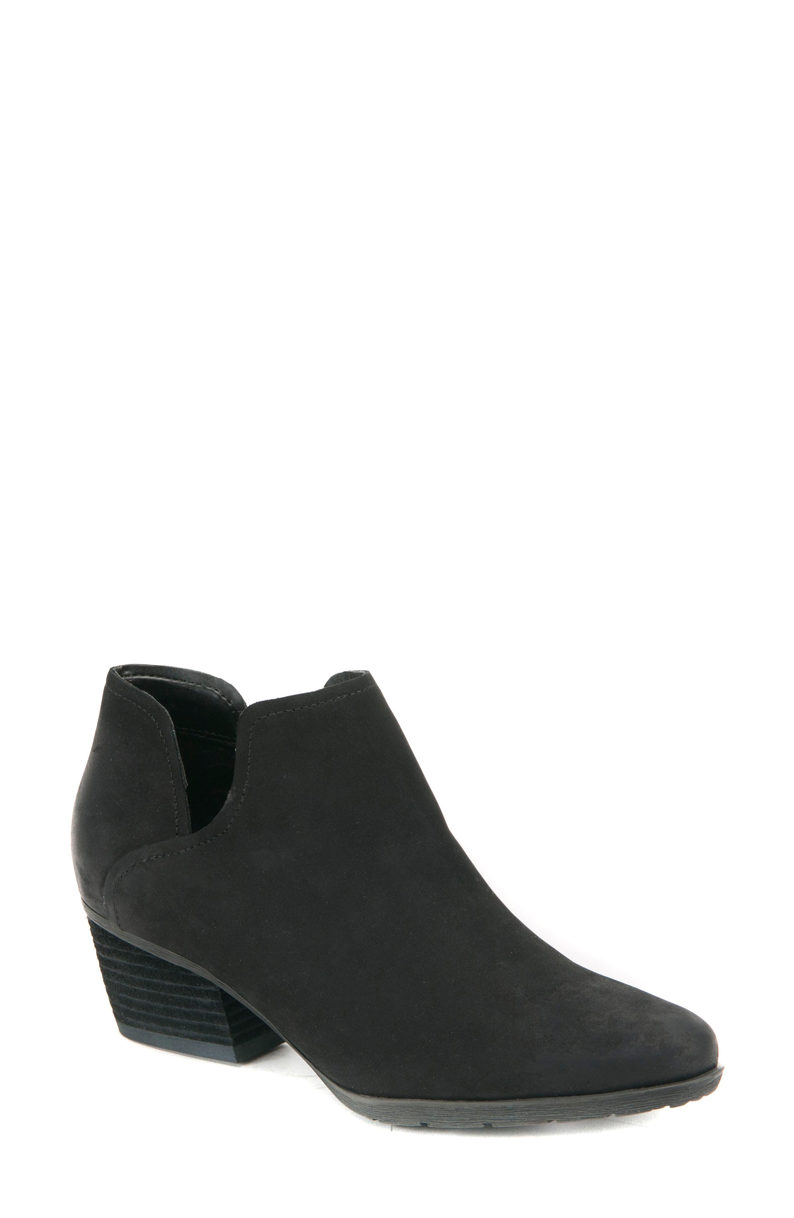 Blondo Victoria Waterproof Cutout Bootie (Women)