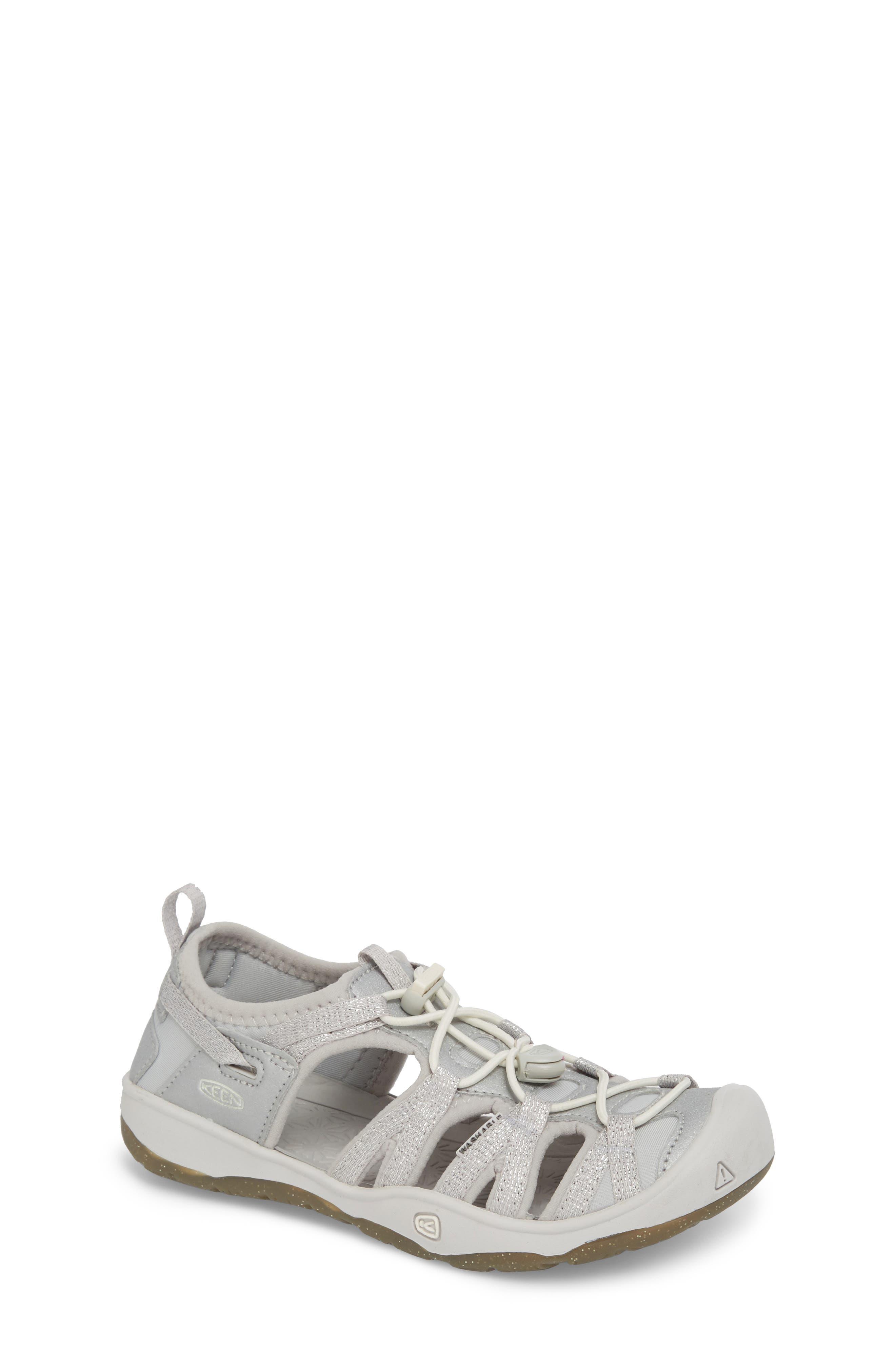Boys Metallic Shoes