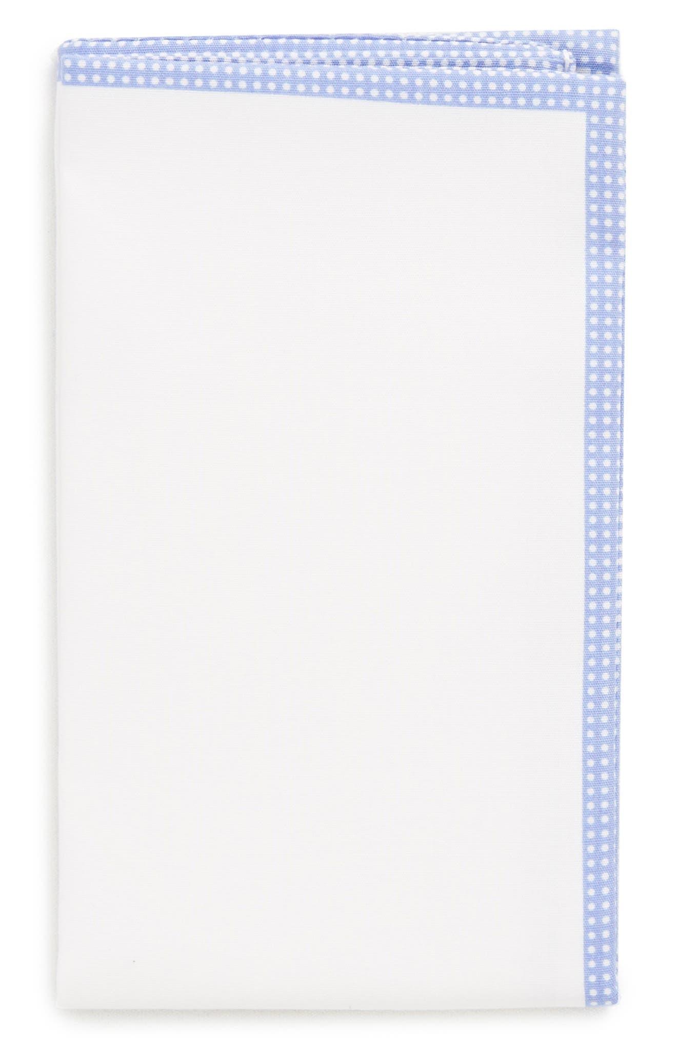Alternate Image 1 Selected - Nordstrom Men's Shop The Perfect Pre-Folded Pocket Square (3 for $49)