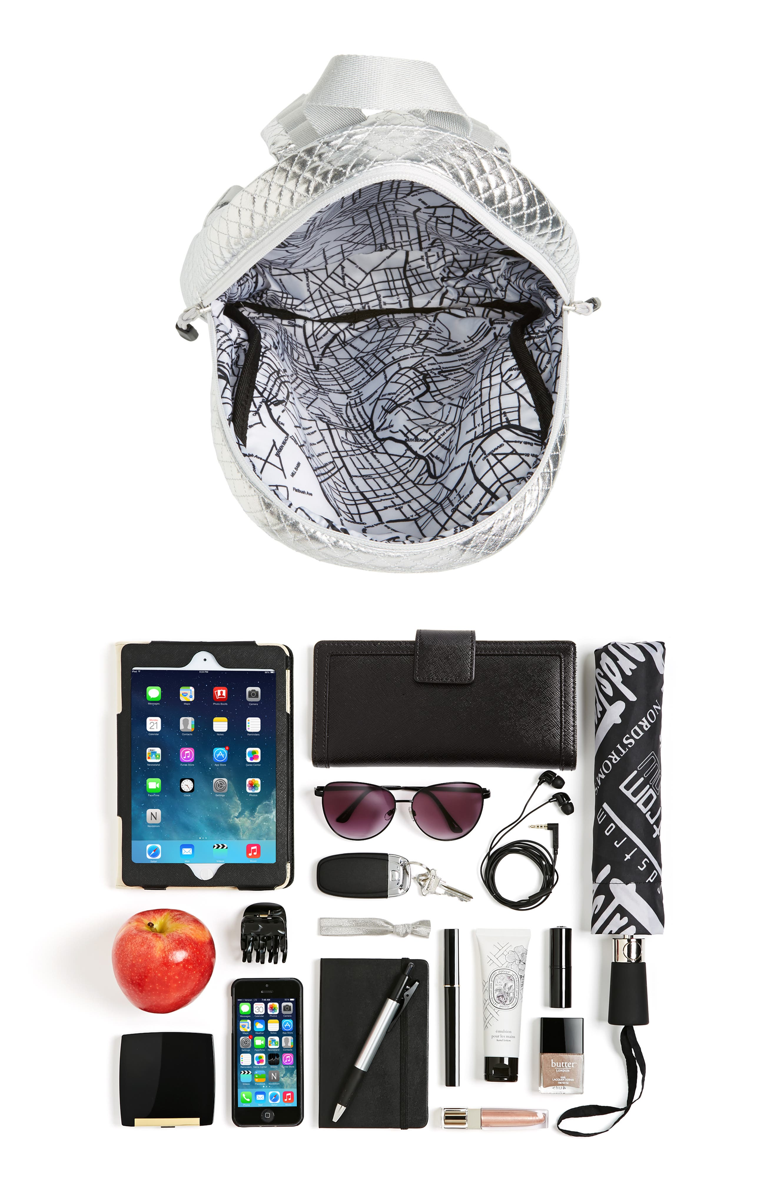 Alternate Image 7  - STATE Bags Flatbush Mini Kane Backpack