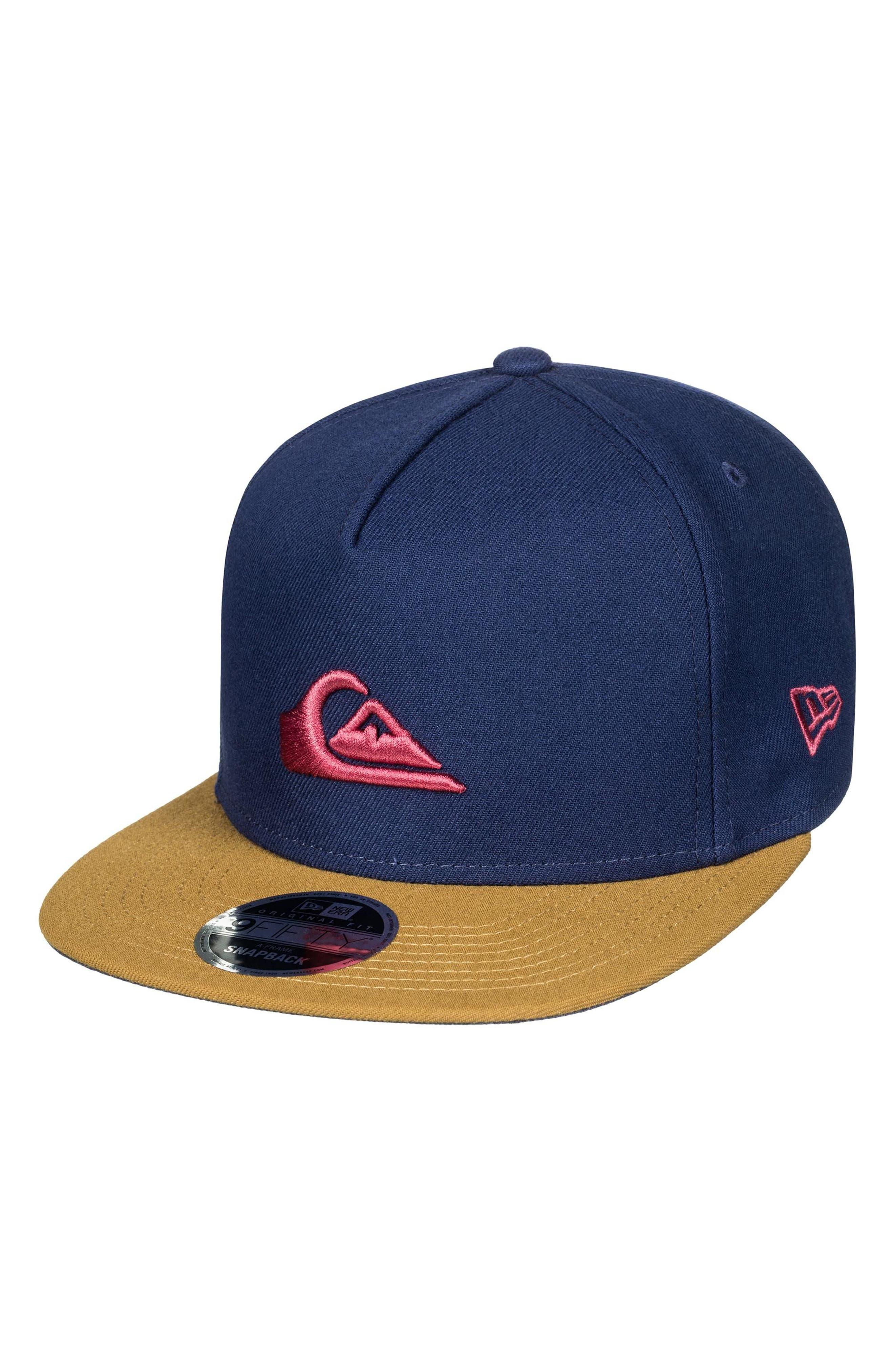x New Era Stuckles Snapback Cap,                         Main,                         color, Navy Blazer