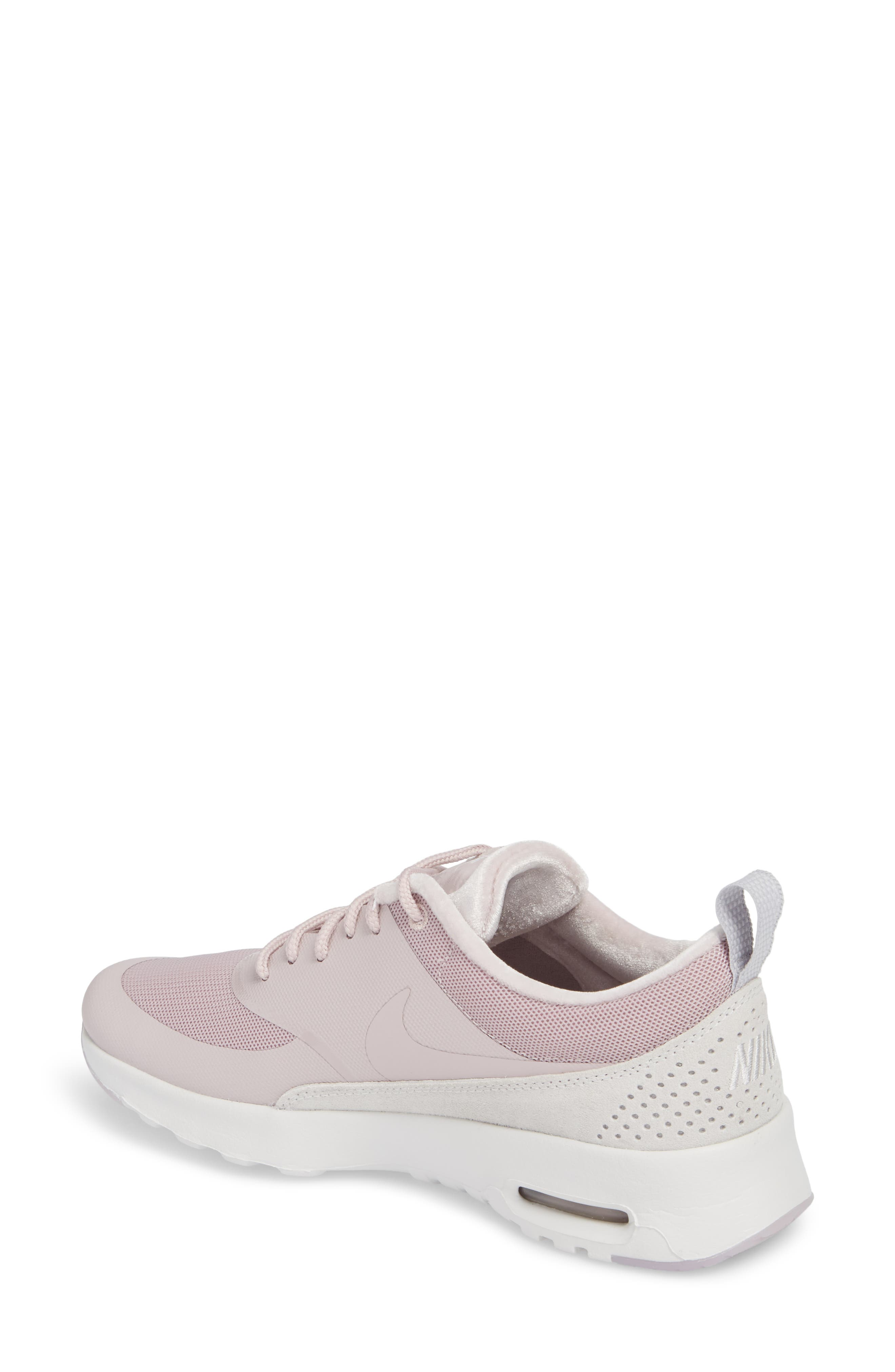 Air Max Thea LX Sneaker,                             Alternate thumbnail 2, color,                             Particle Rose/ Particle Rose