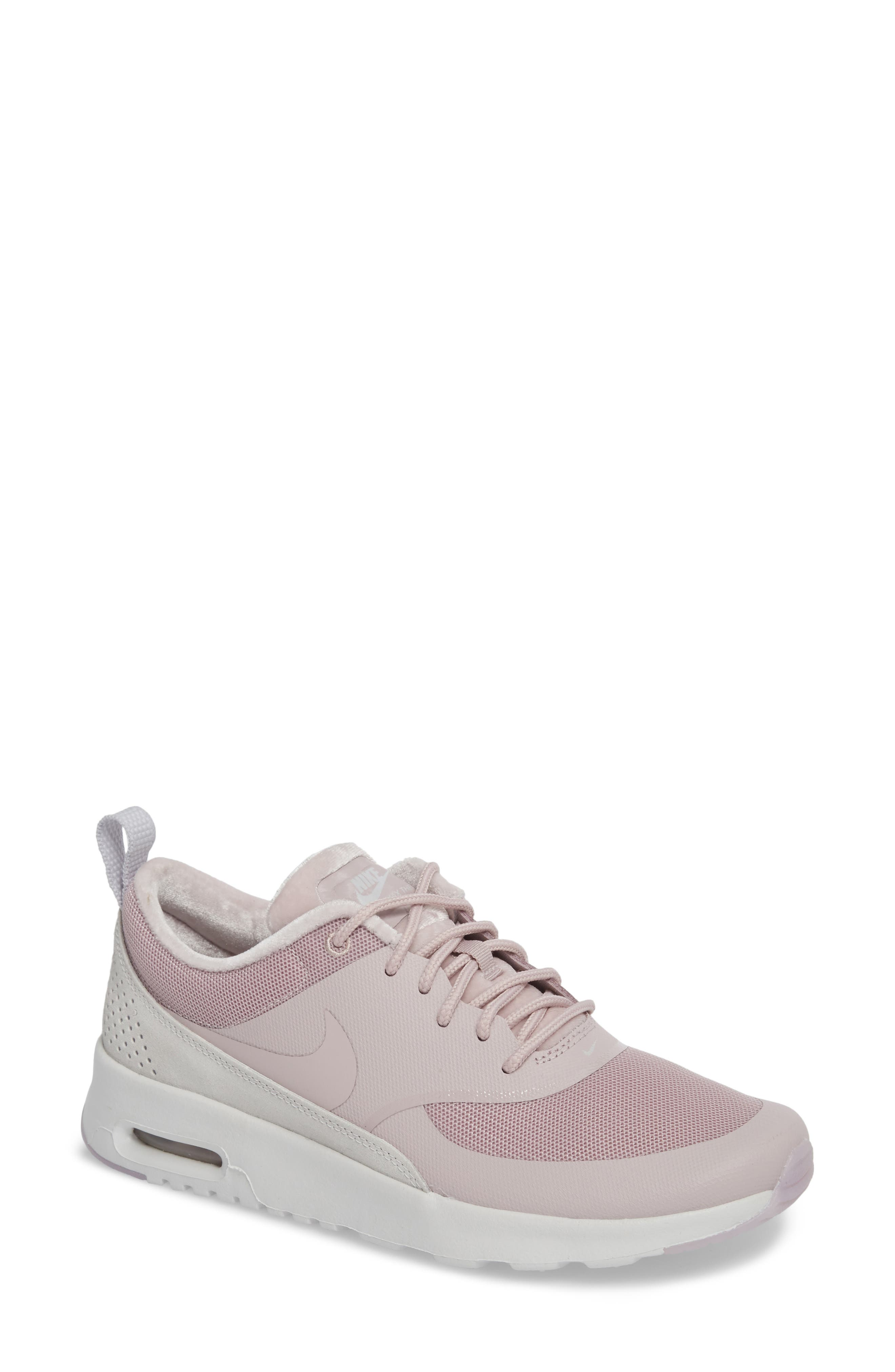 Air Max Thea LX Sneaker,                             Main thumbnail 1, color,                             Particle Rose/ Particle Rose