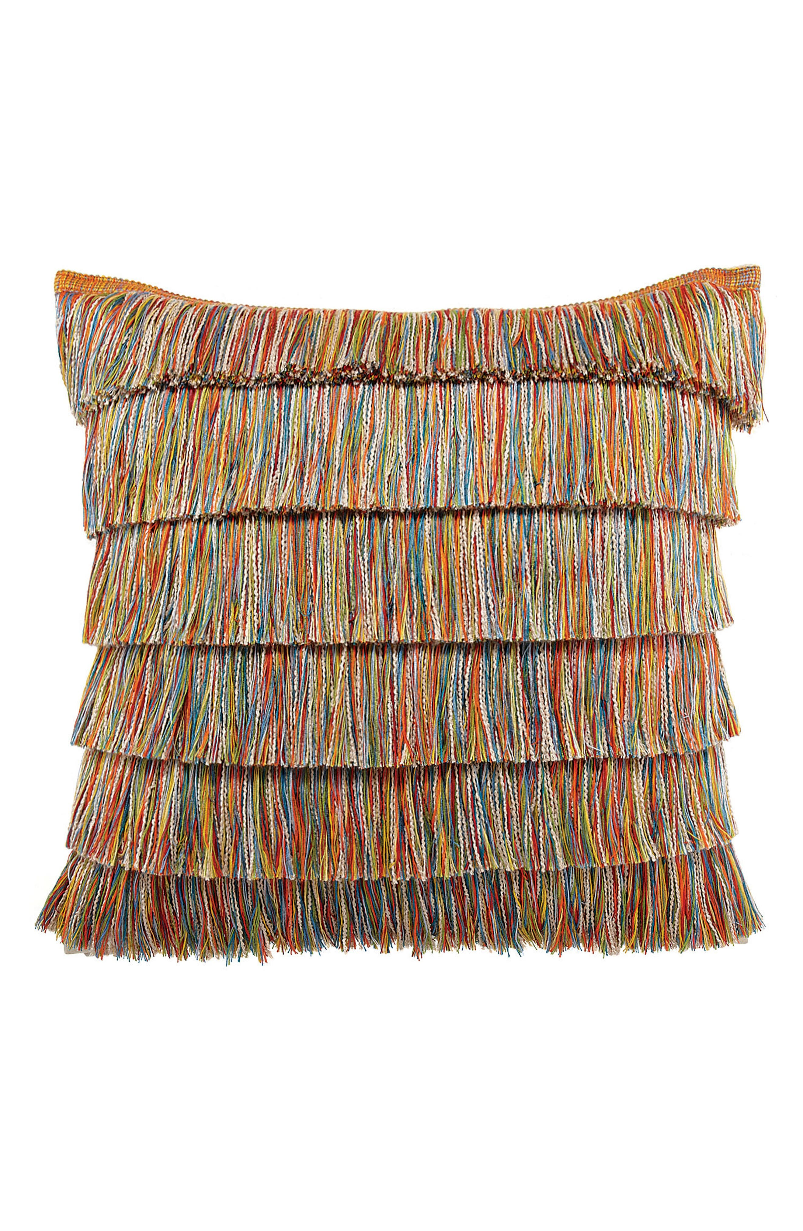Elaine Smith Hula Indoor/Outdoor Accent Pillow