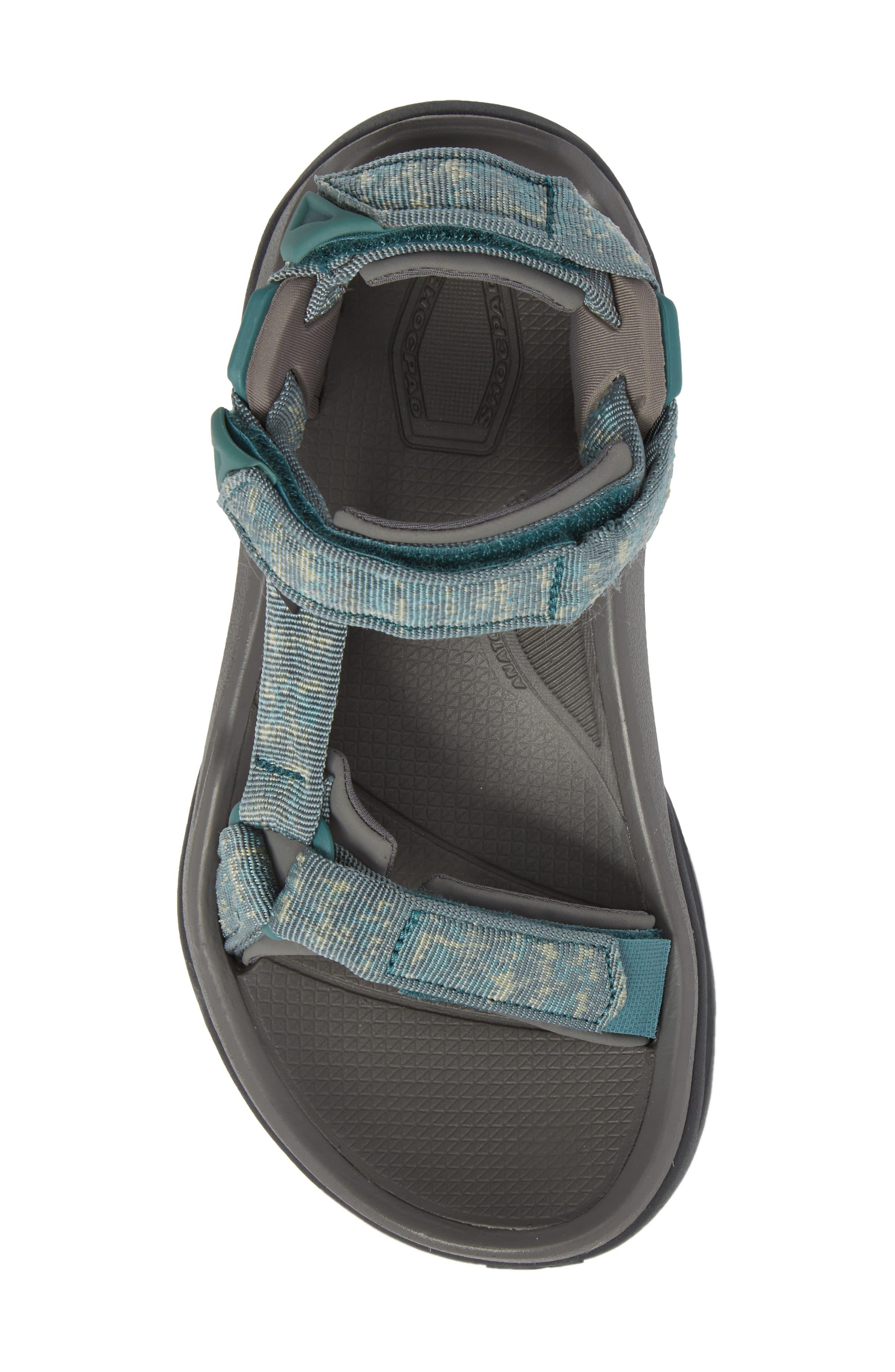 Terra FI 4 Sport Sandal,                             Alternate thumbnail 5, color,                             Rocio North Atlantic