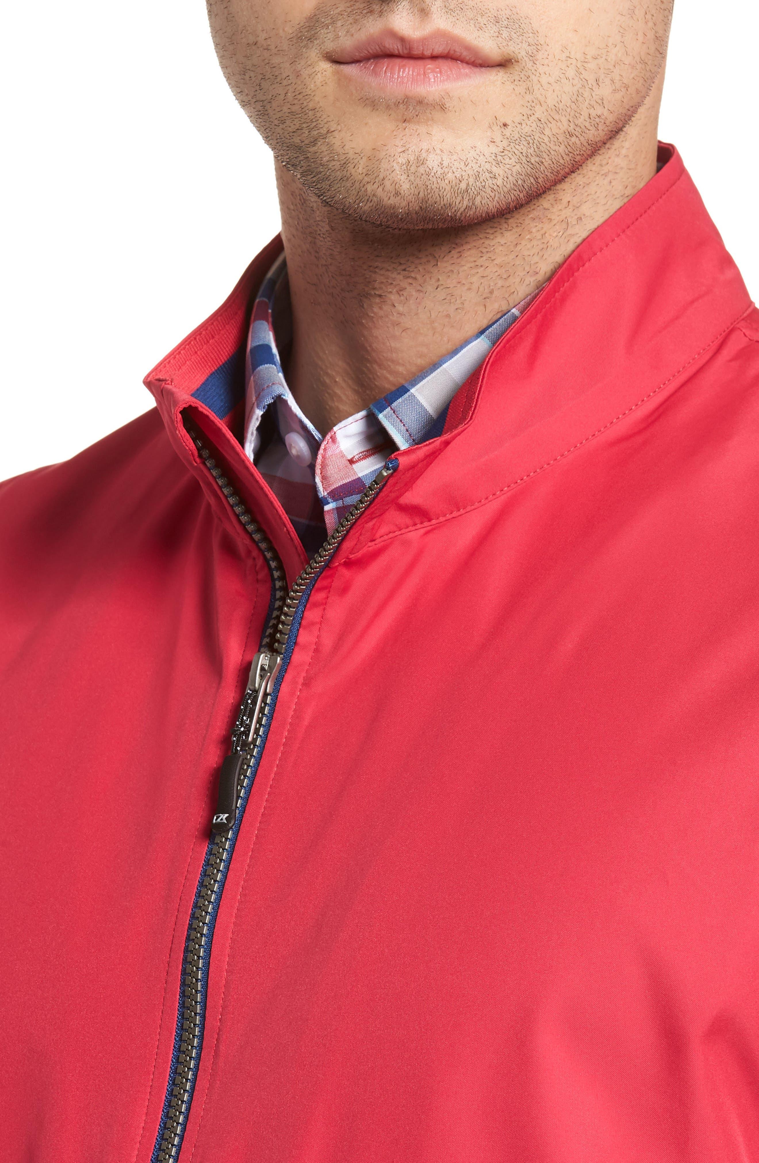 Nine Iron DryTec Zip Vest,                             Alternate thumbnail 4, color,                             Virtual