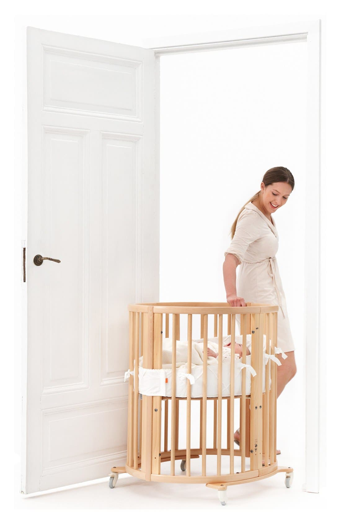 Alternate Image 7  - Stokke Convertible Sleepi Crib & Toddler Bed