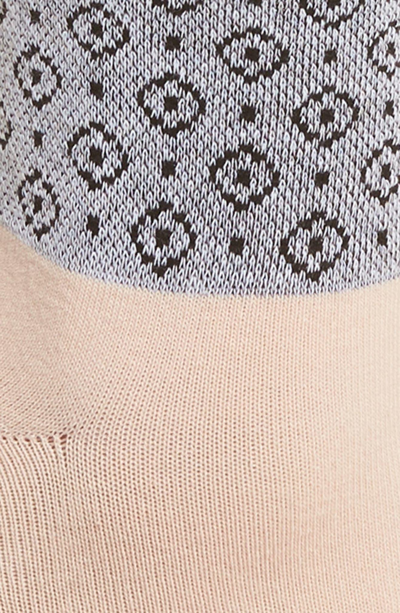 Celina Ankle Socks,                             Alternate thumbnail 2, color,                             Pink