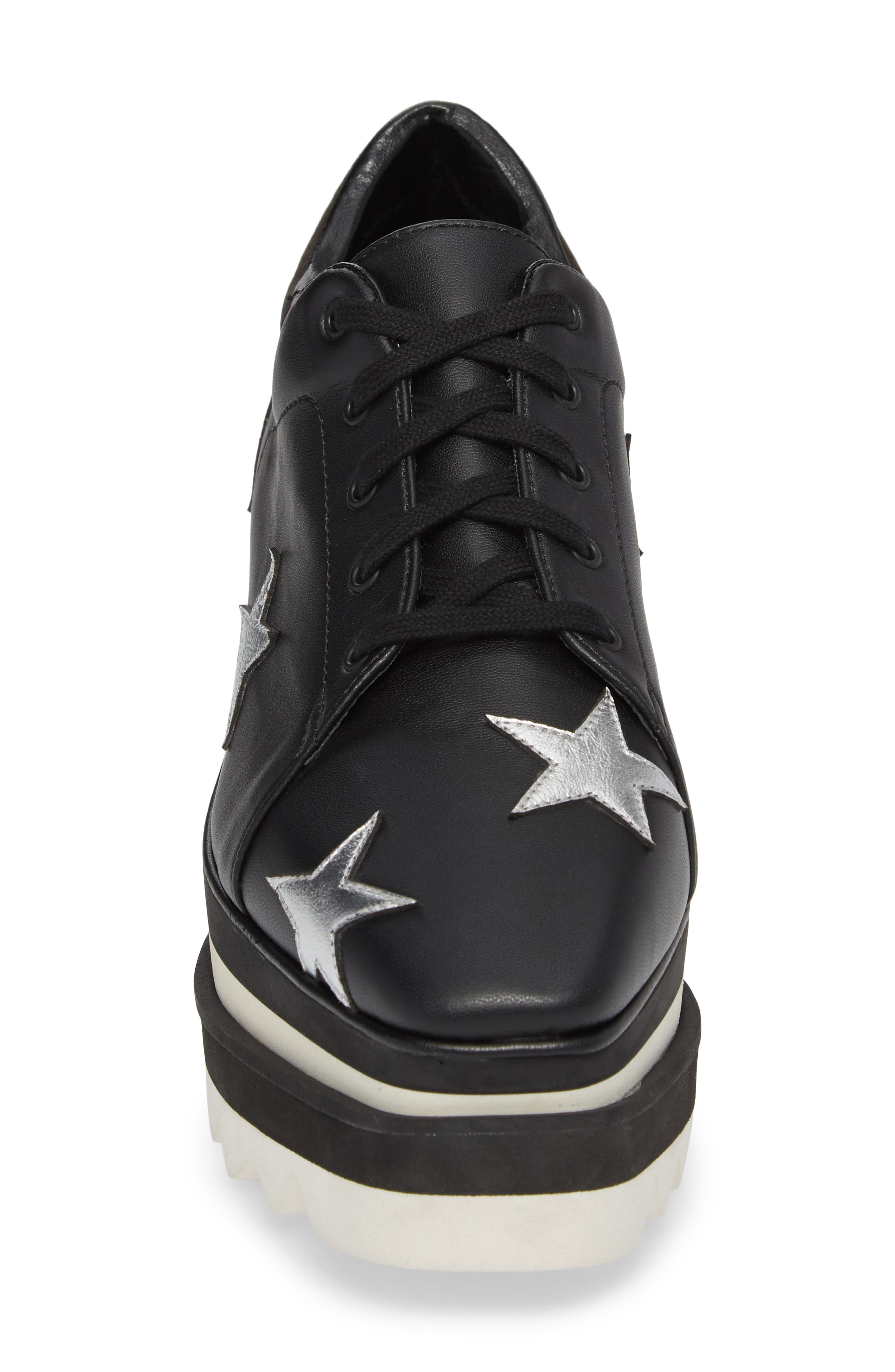 Alternate Image 4  - Stella McCartney Elyse Platform Sneaker (Women)