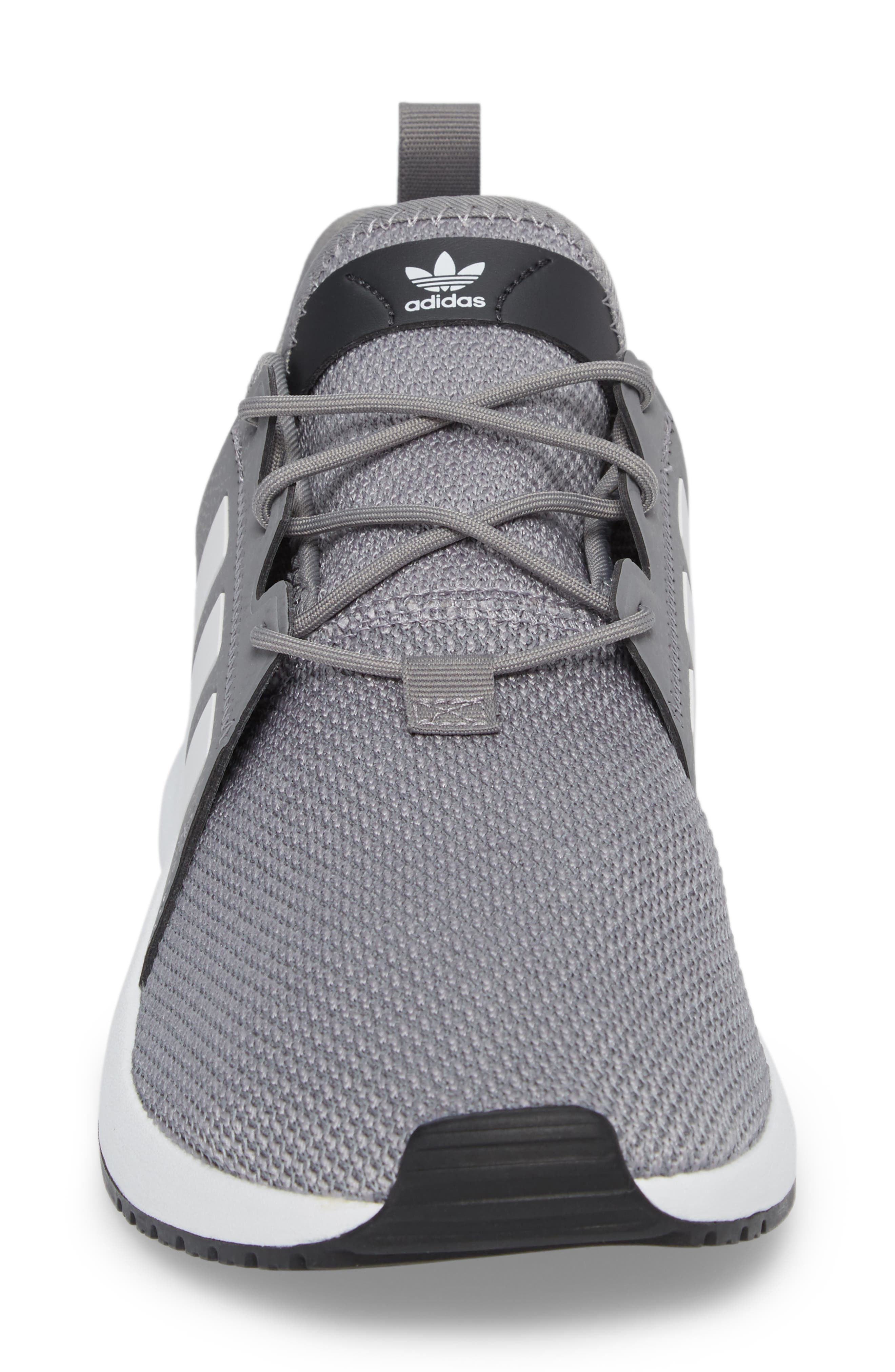 X_PLR Sneaker,                             Alternate thumbnail 4, color,                             Grey/ White/ Carbon
