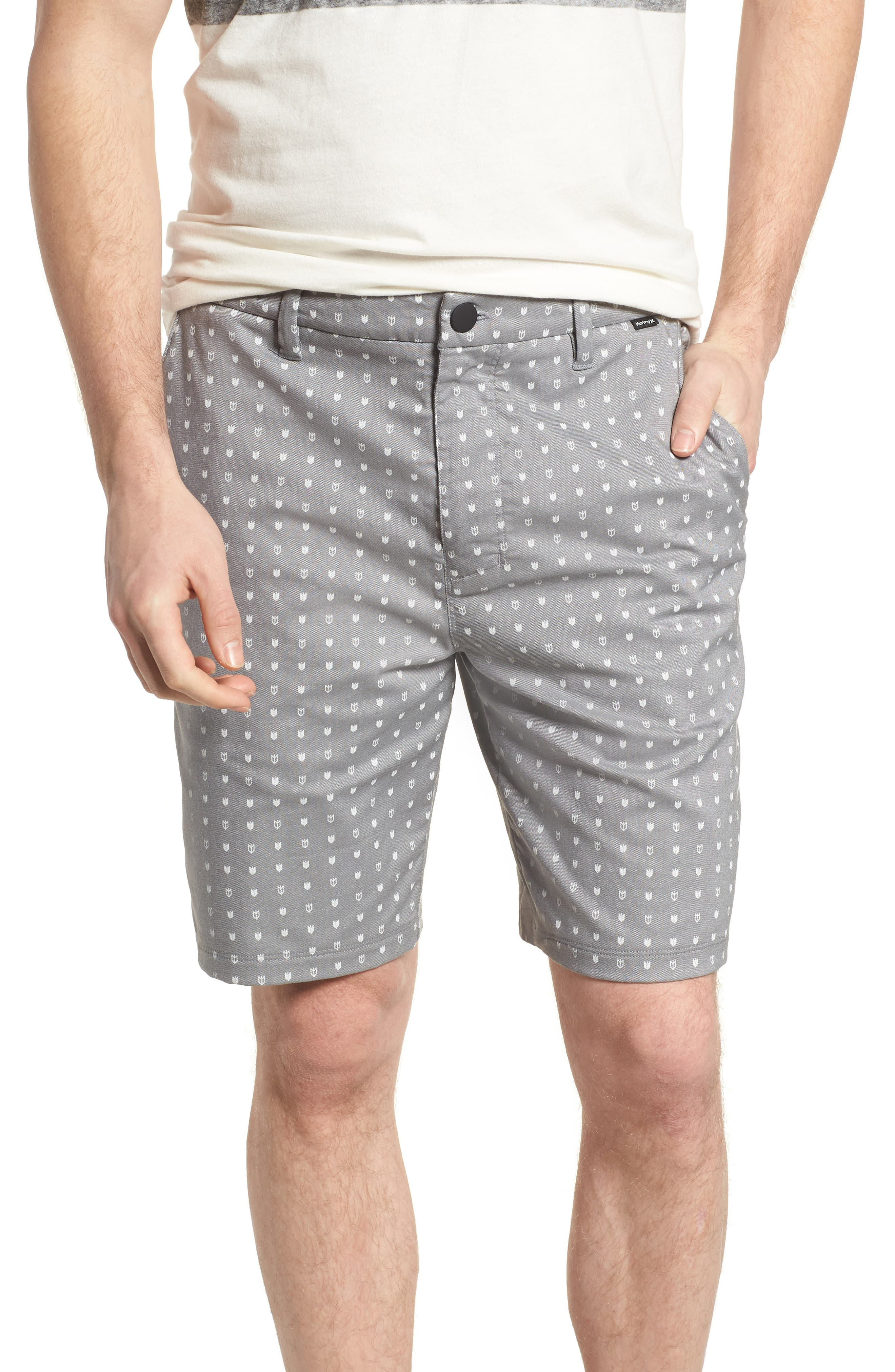 Dri-FIT JJF x Sig Zane Shorts,                             Main thumbnail 1, color,                             Cool Grey