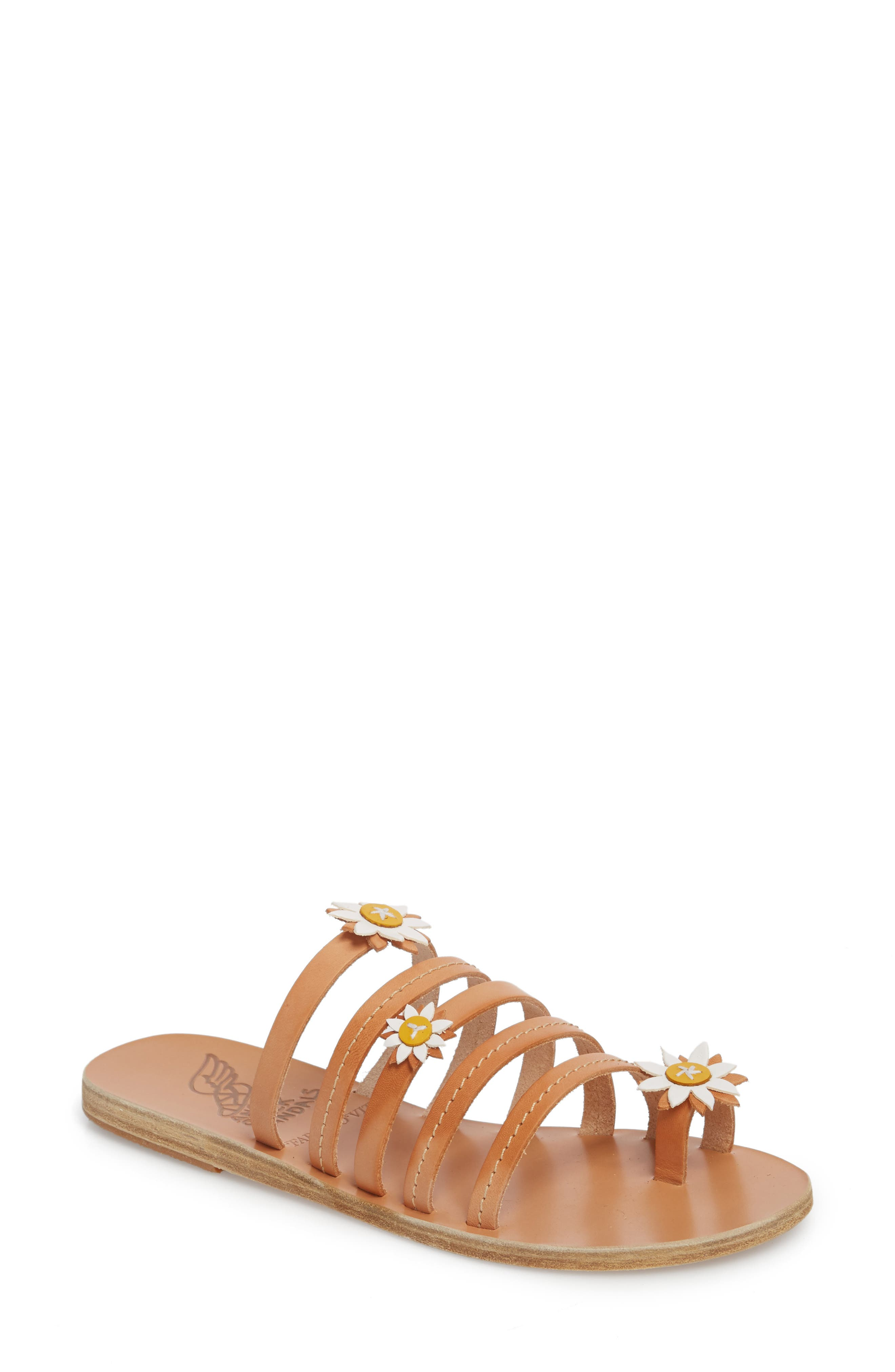 Victoria Sandal,                         Main,                         color, Natural