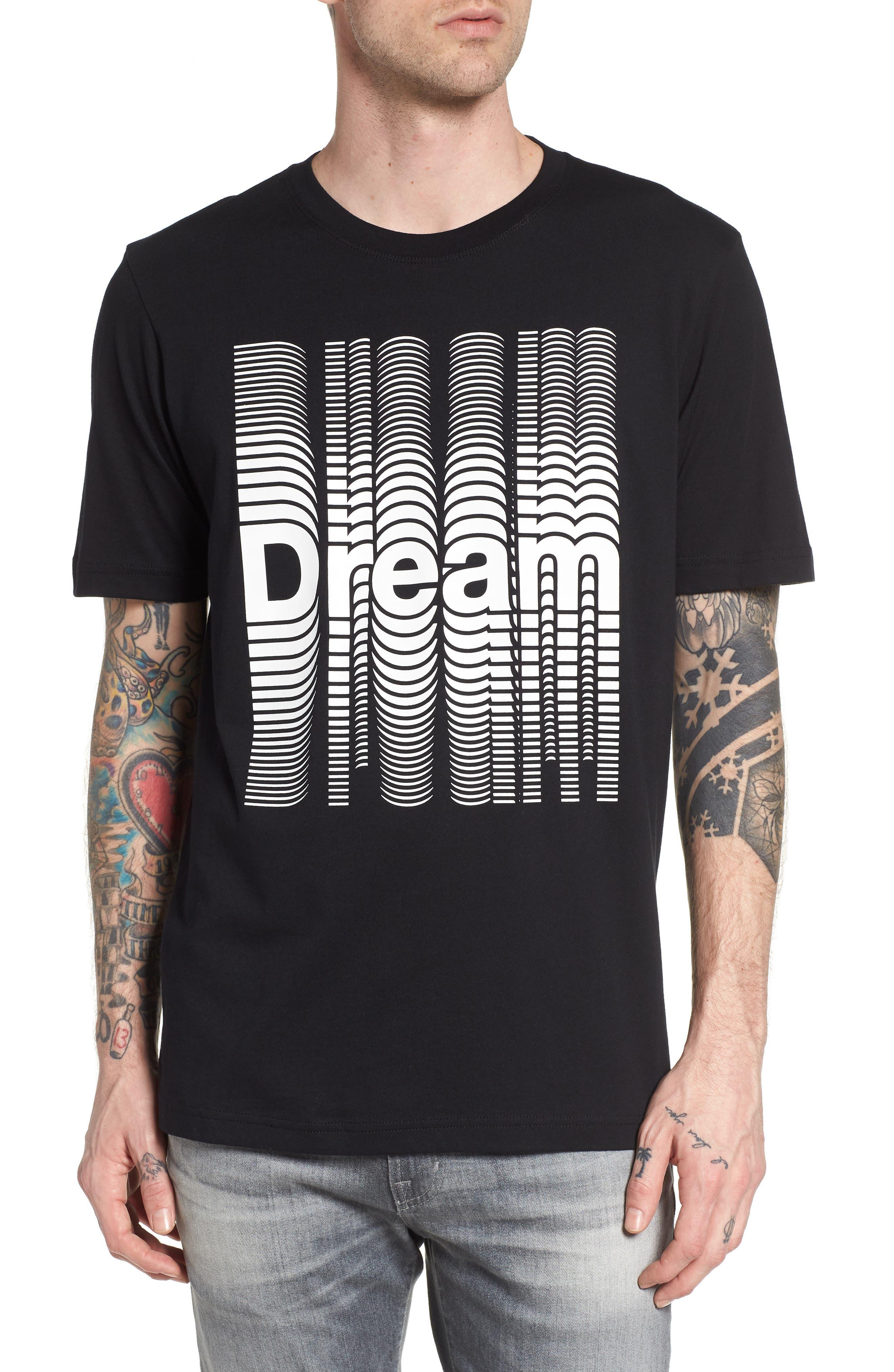T-Just-SE T-Shirt,                         Main,                         color, Black