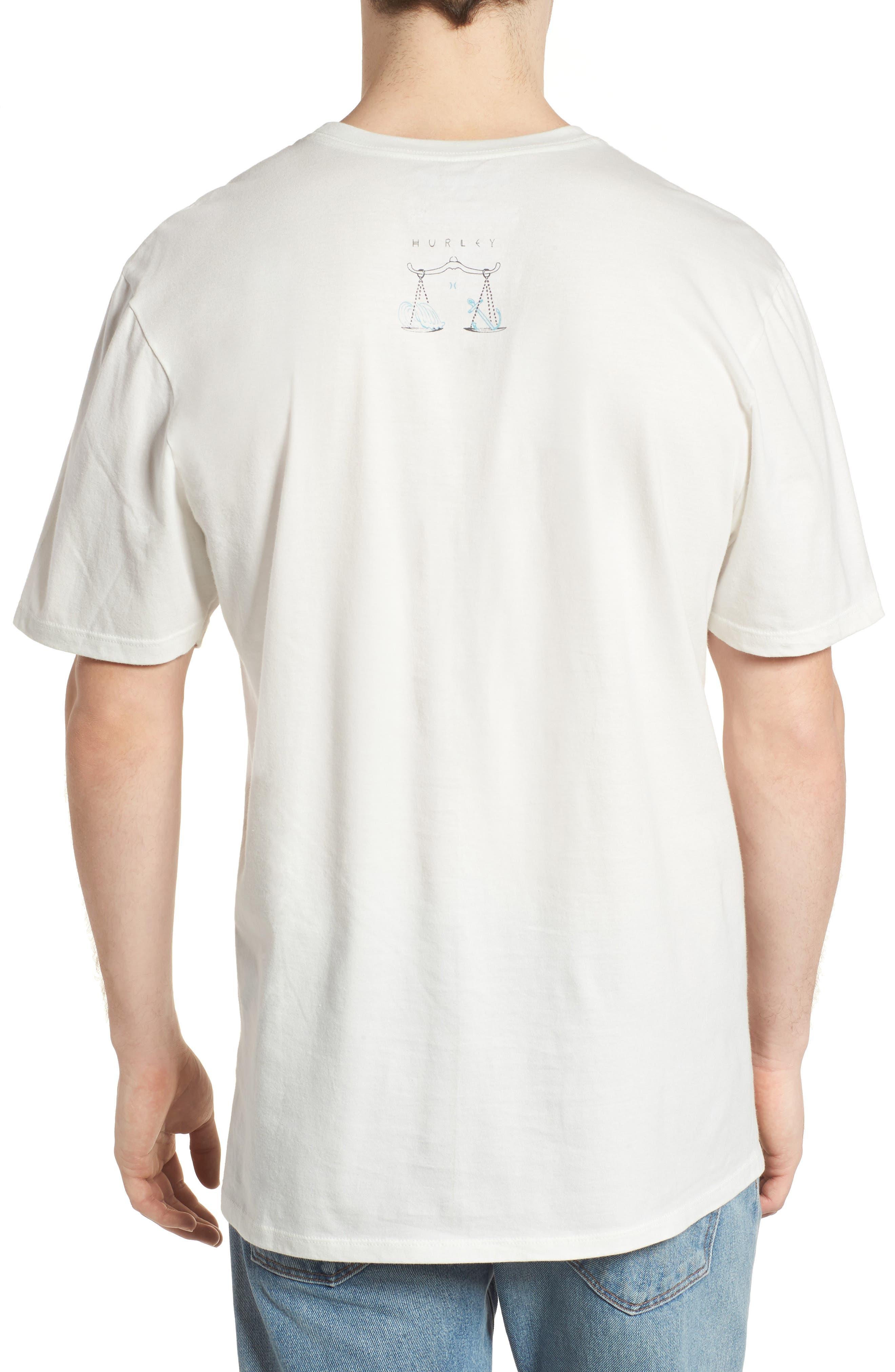 Siren T-Shirt,                             Alternate thumbnail 2, color,                             Sail