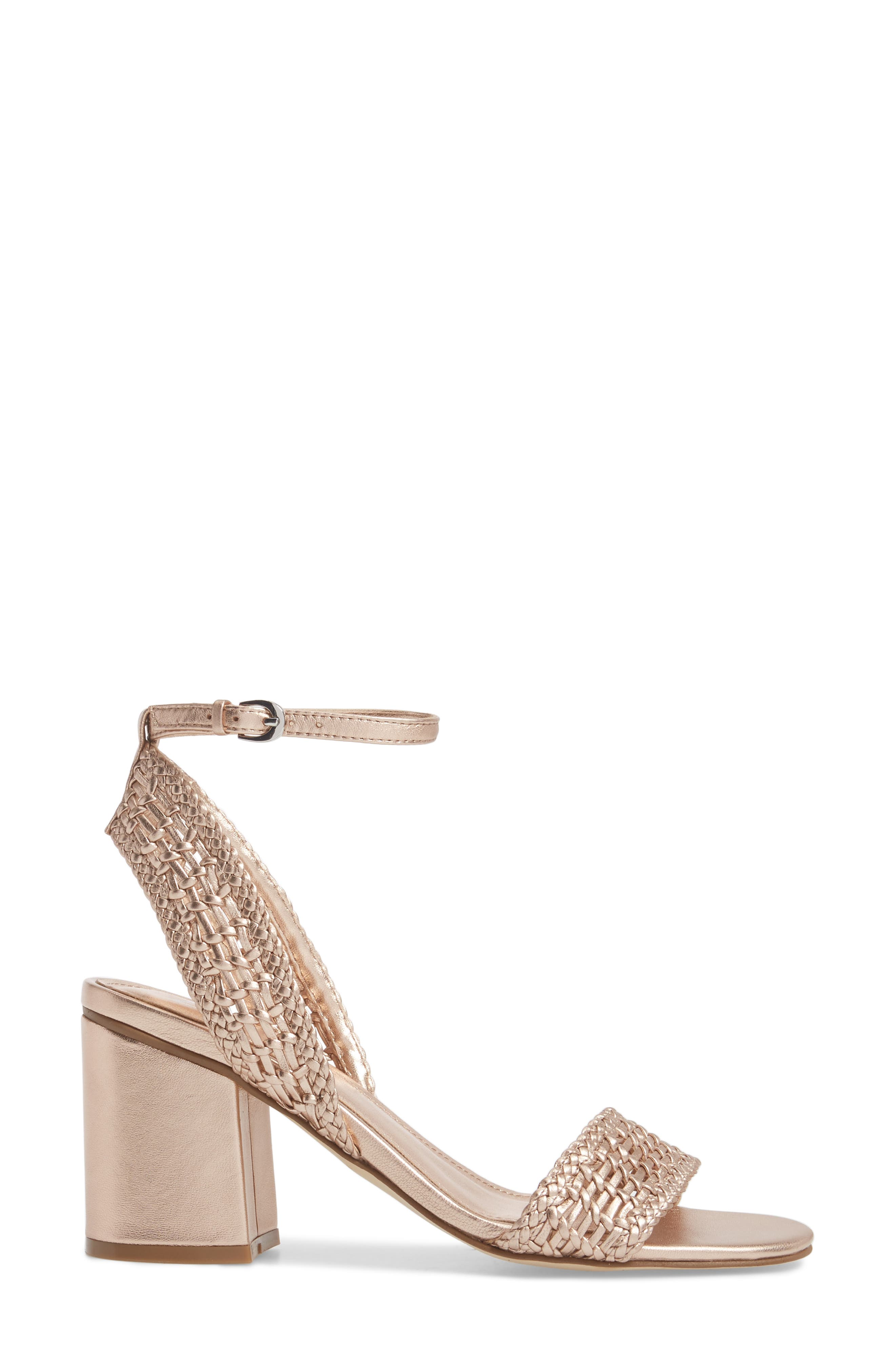Alternate Image 3  - Marc Fisher LTD Amere Ankle Strap Sandal (Women)