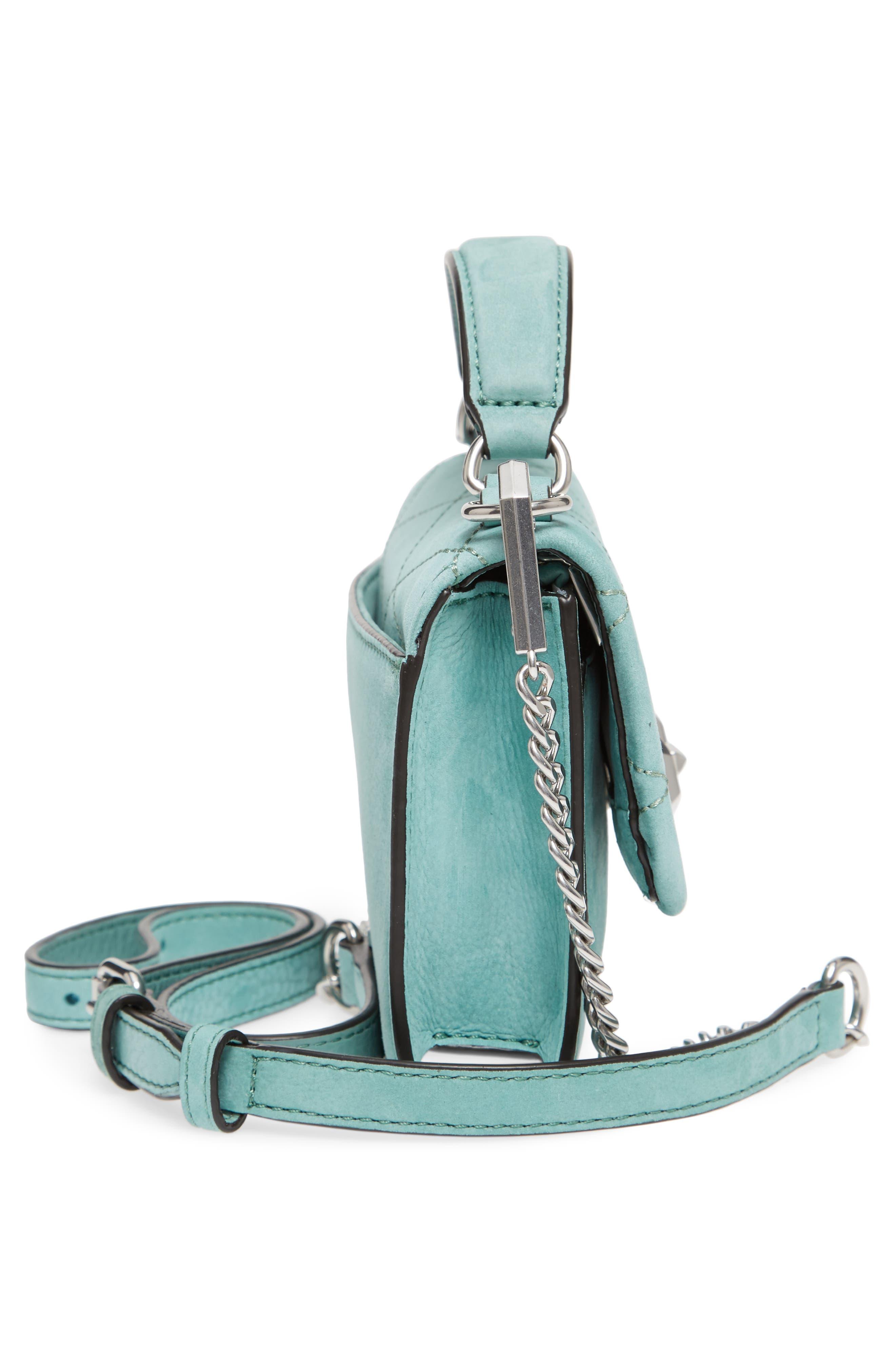 Alternate Image 4  - Rebecca Minkoff Small Je T'aime Leather Crossbody Bag