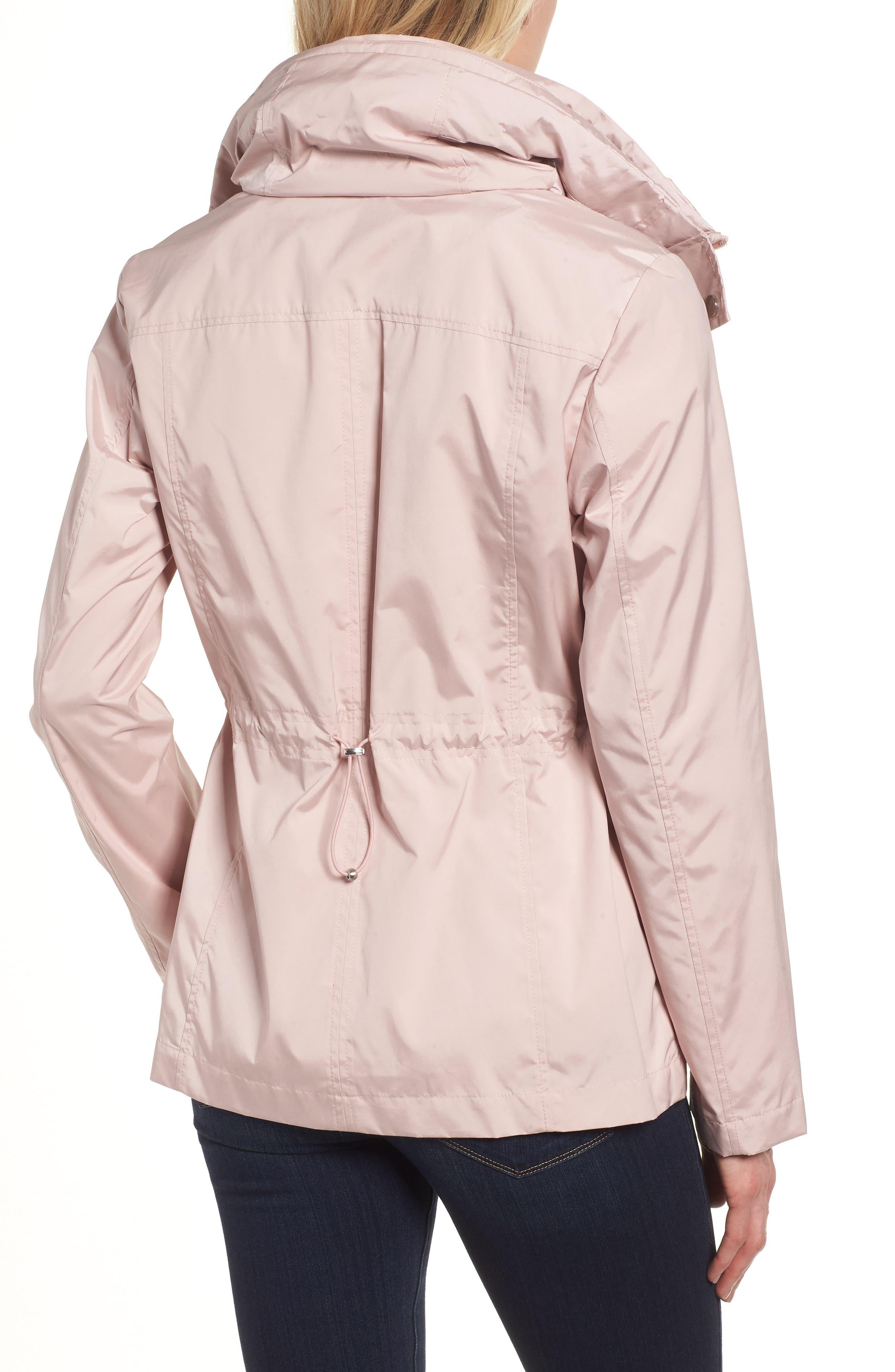 Alternate Image 2  - Cole Haan Signature Packable Raincoat