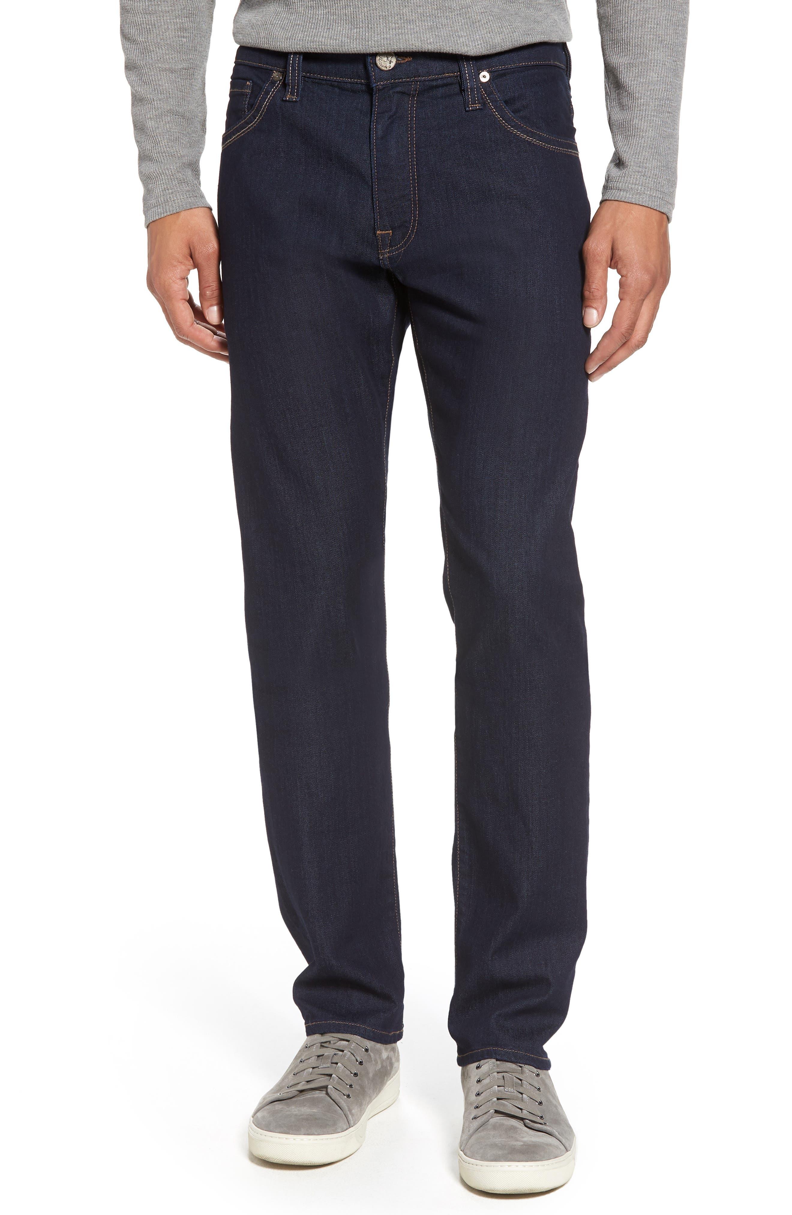 Main Image - 34 Heritage Cool Slim Straight Leg Jeans (Rinse Vintage)