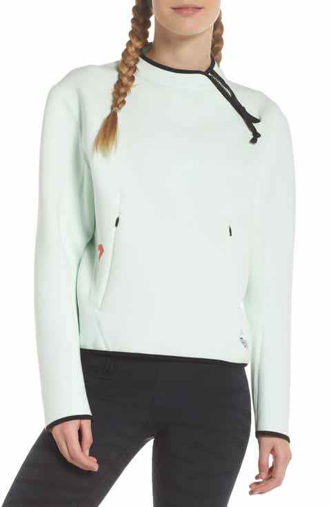 Nike NikeLab ACG Fleece Women's Crewneck Top