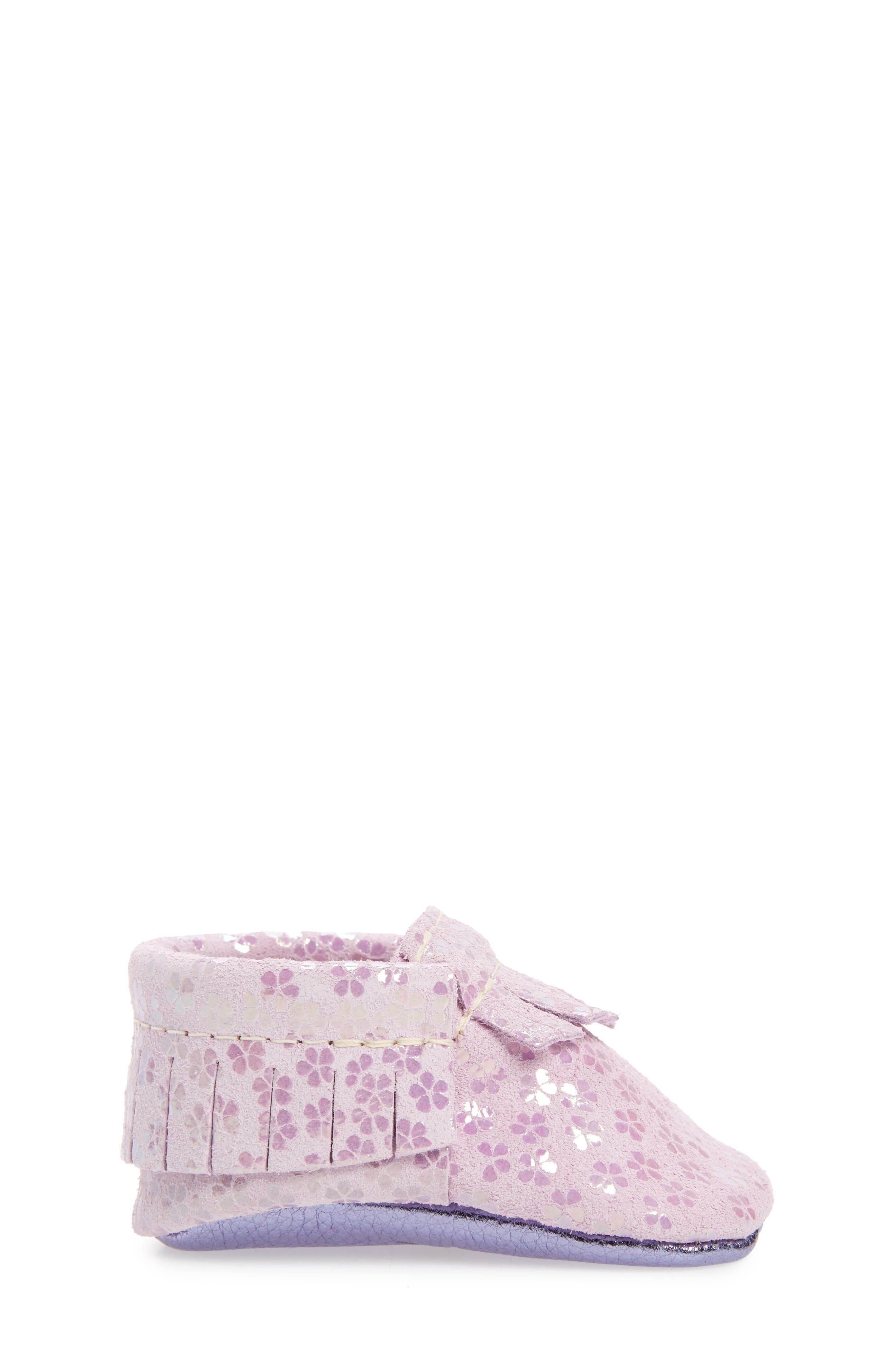 Lilac Blossom Moccasin,                             Alternate thumbnail 3, color,                             Lilac Blossom