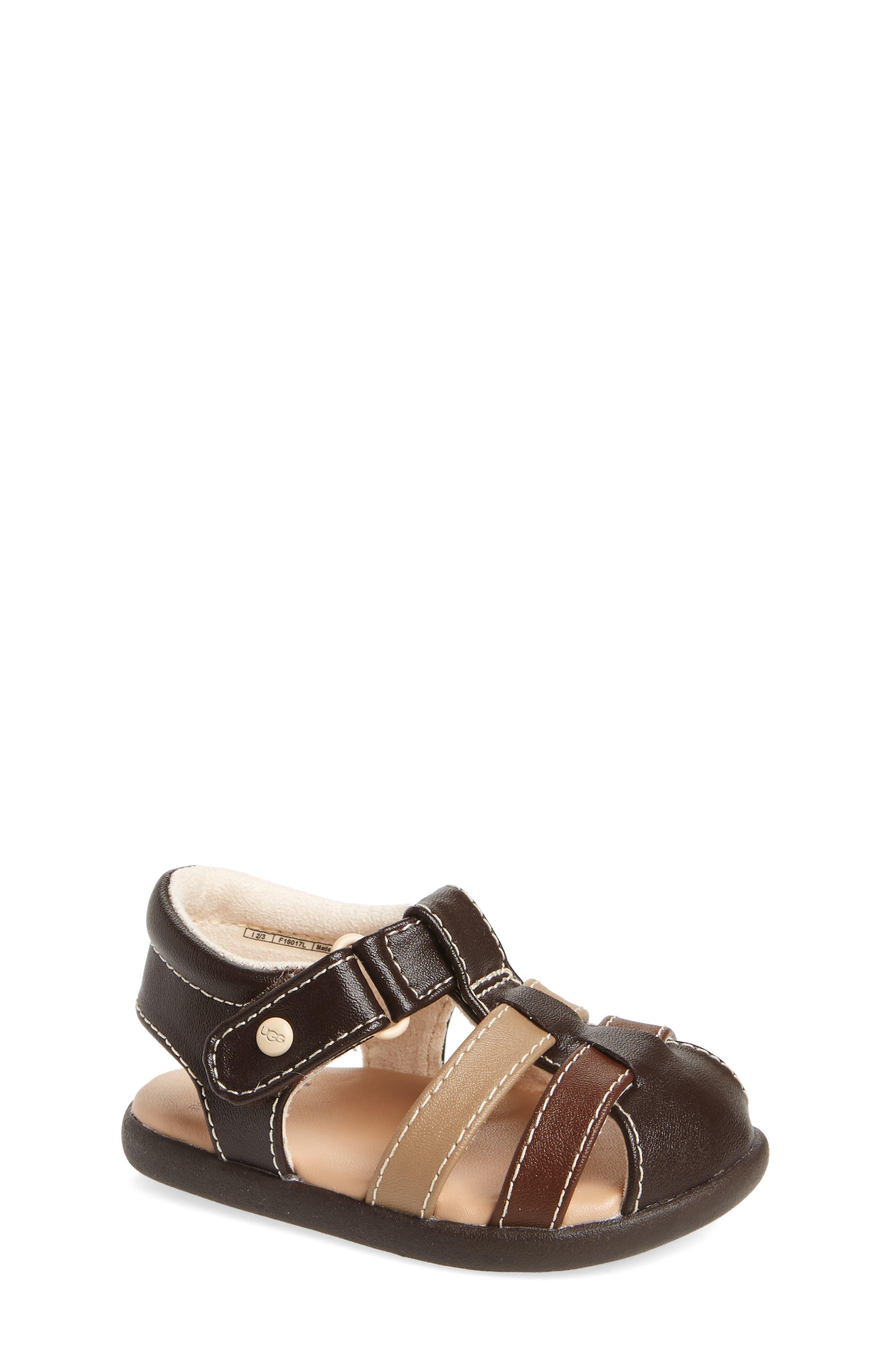 UGG® Kolding Sandal (Baby & Walker)