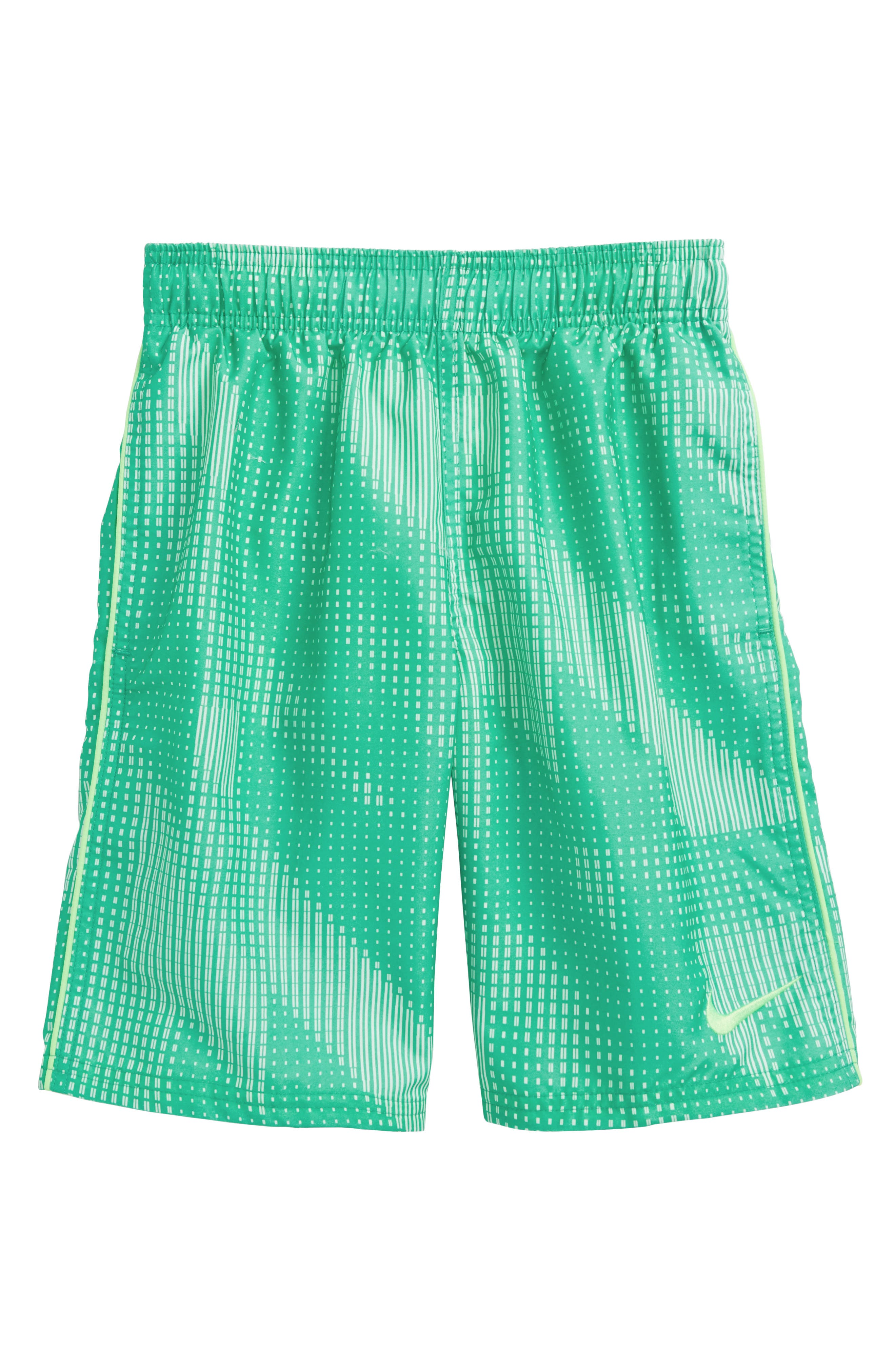 Diverge Volley Shorts,                         Main,                         color, Green Strike