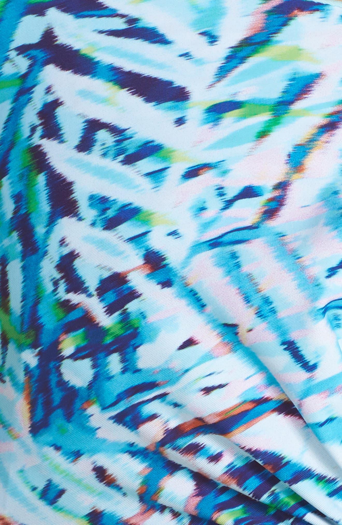 Knot Bikini Top,                             Alternate thumbnail 9, color,                             Palma