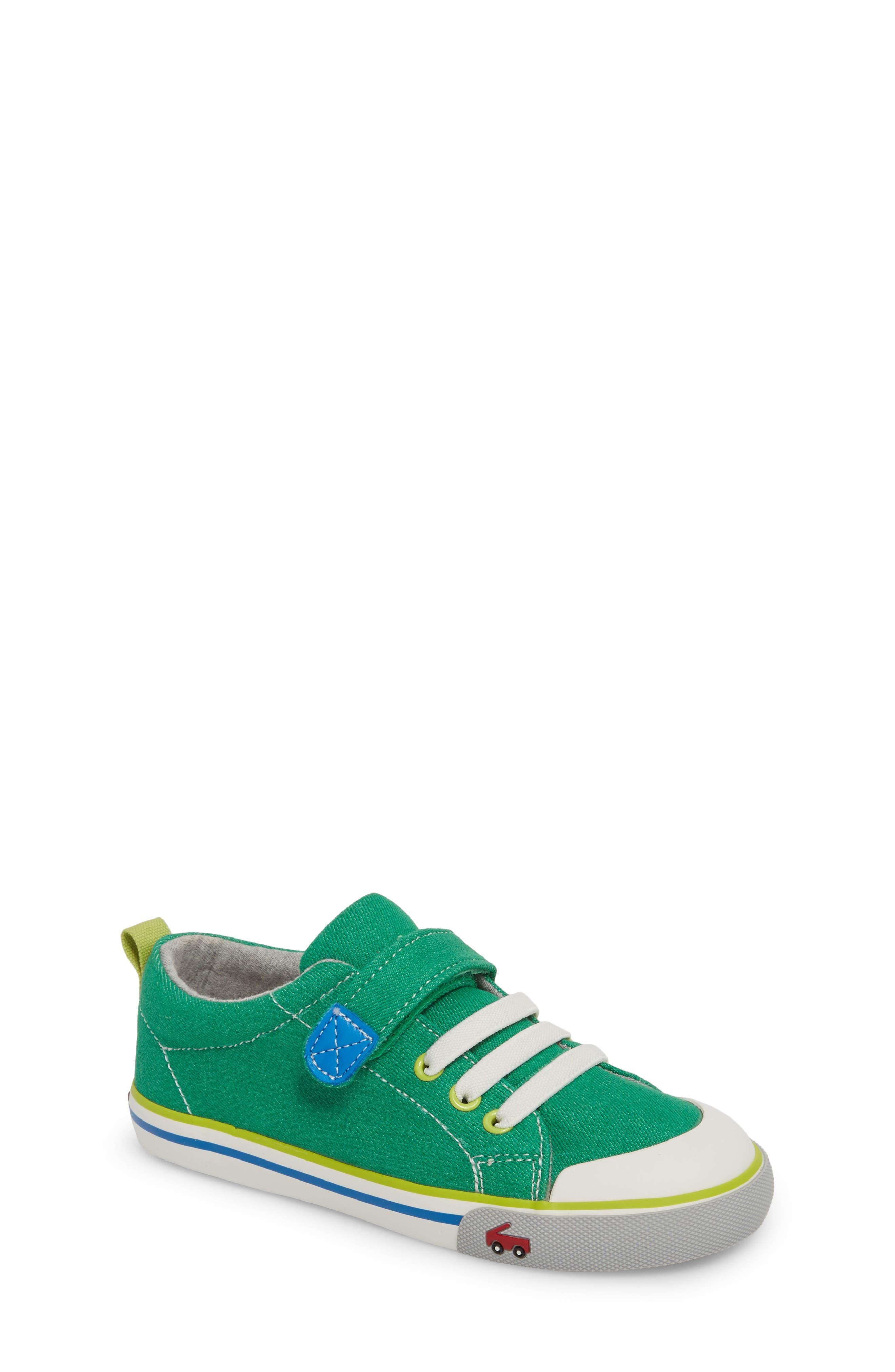 Alternate Image 1 Selected - See Kai Run Stevie II Sneaker (Baby, Walker & Toddler)