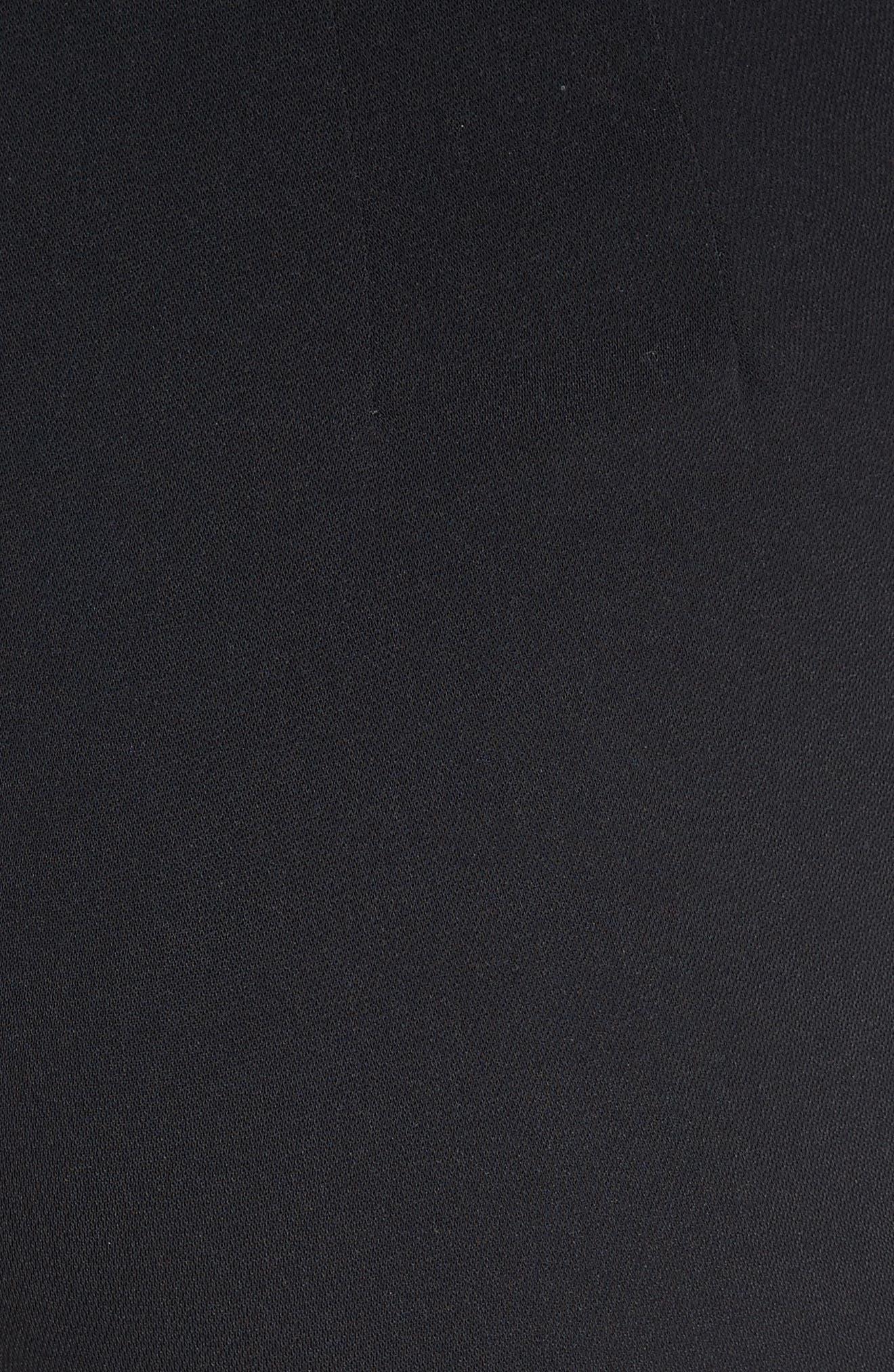 Alternate Image 5  - St. John Collection Alexa Scuba Bi-Stretch Slim Crop Pants
