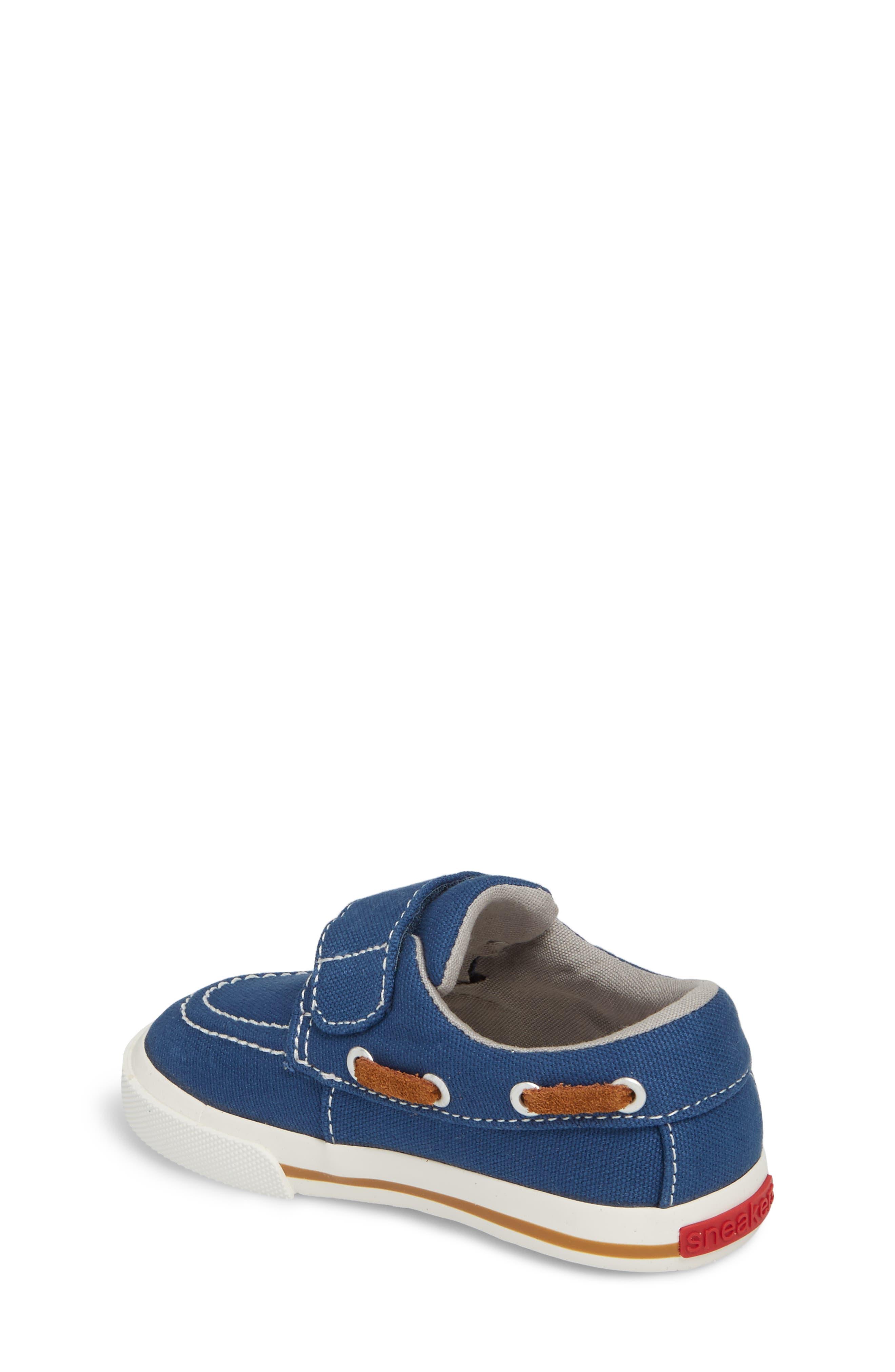 Elias Sneaker,                             Alternate thumbnail 2, color,                             Blue