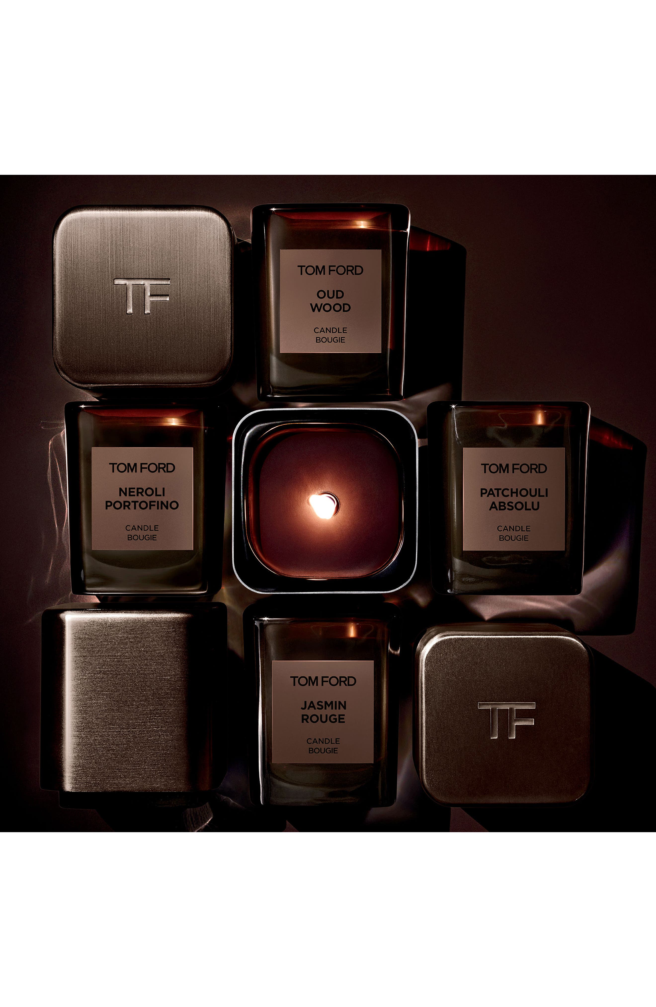 Alternate Image 2  - Tom Ford Private Blend Tobacco Vanille Candle