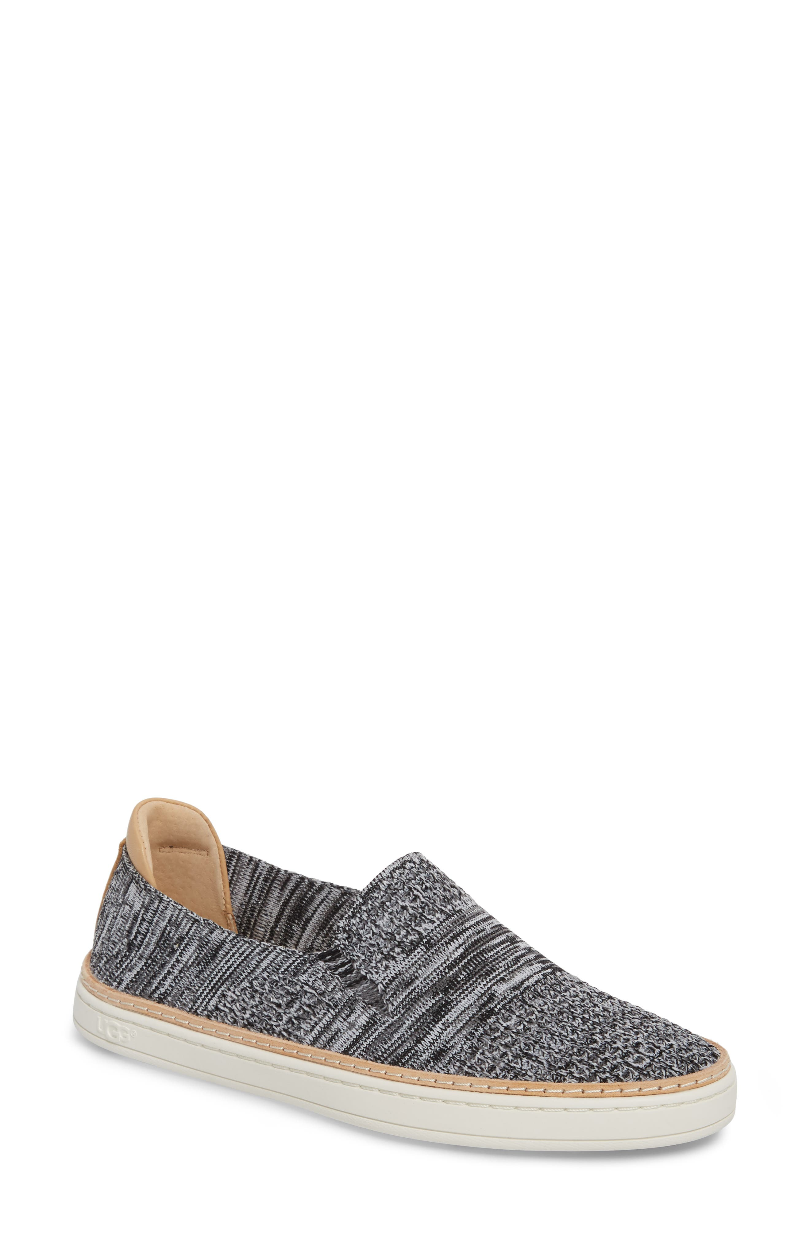 Sammy Sneaker,                             Main thumbnail 1, color,                             Black Heather
