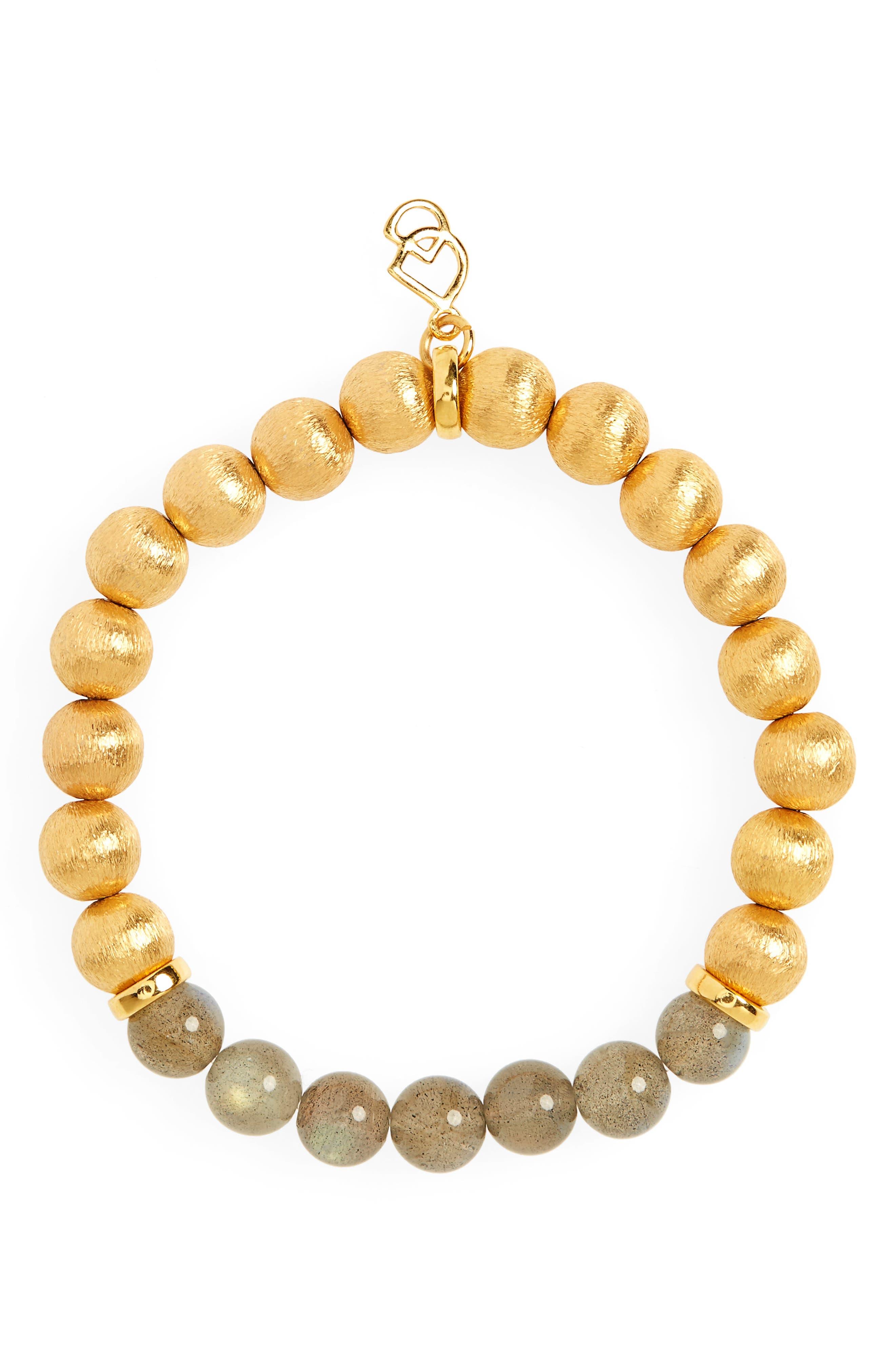 Dean Davidson Gemstone Zen Bracelet