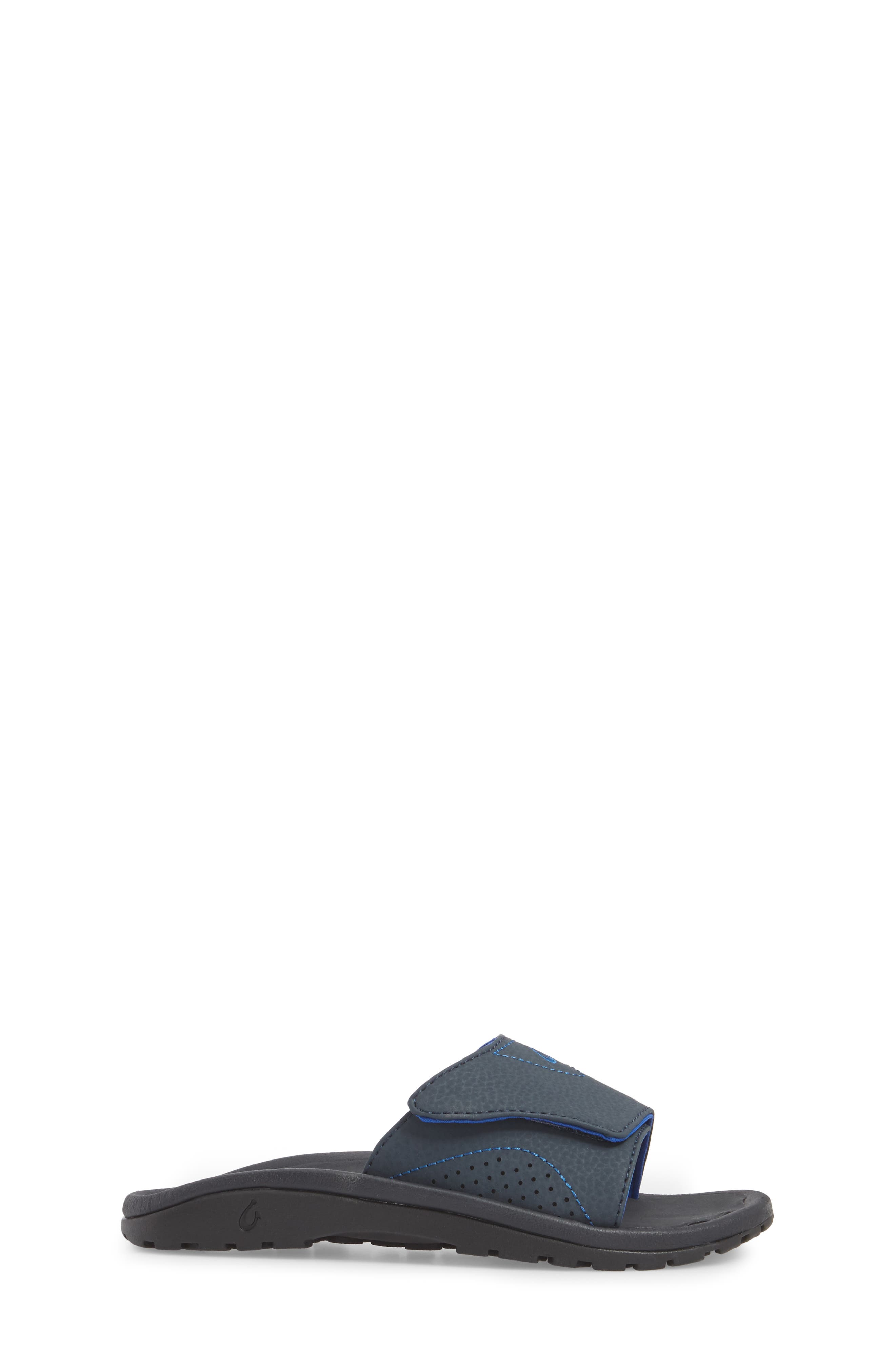 Alternate Image 3  - OluKai Nalu Slide Sandal (Toddler, Little Kid & Big Kid)
