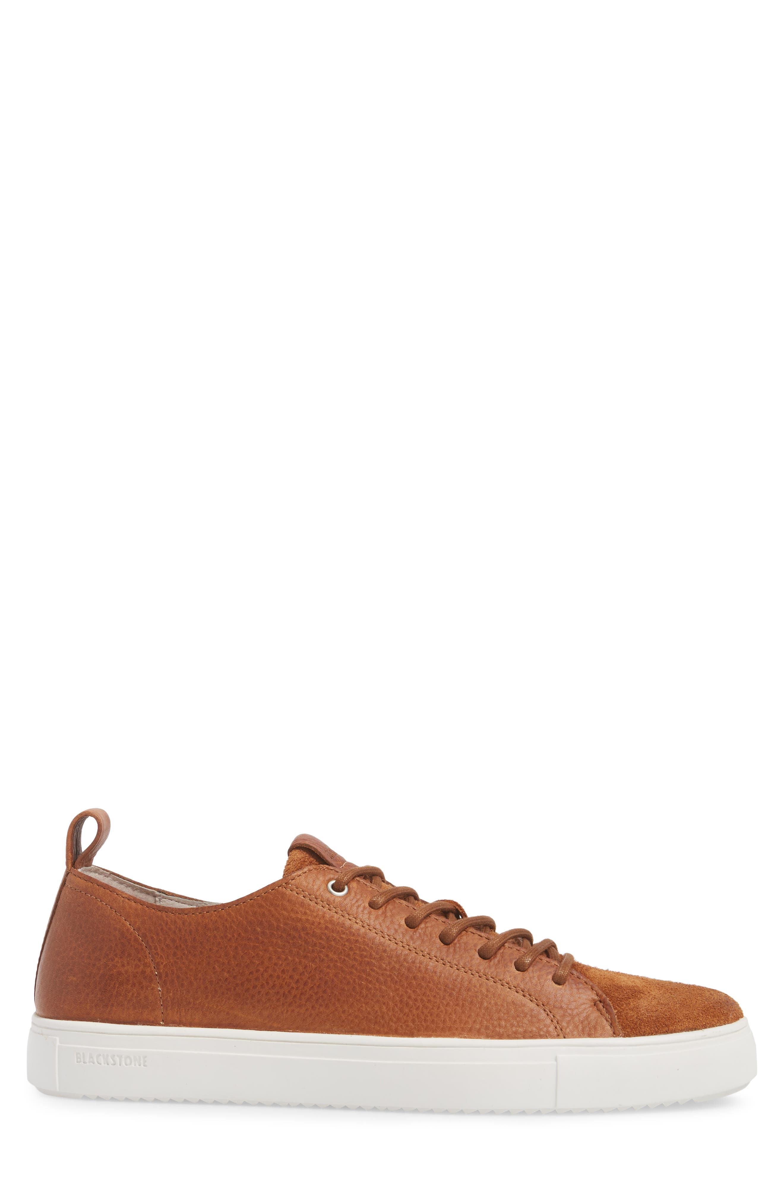PM46 Low Top Sneaker,                             Alternate thumbnail 3, color,                             Cuoio Leather