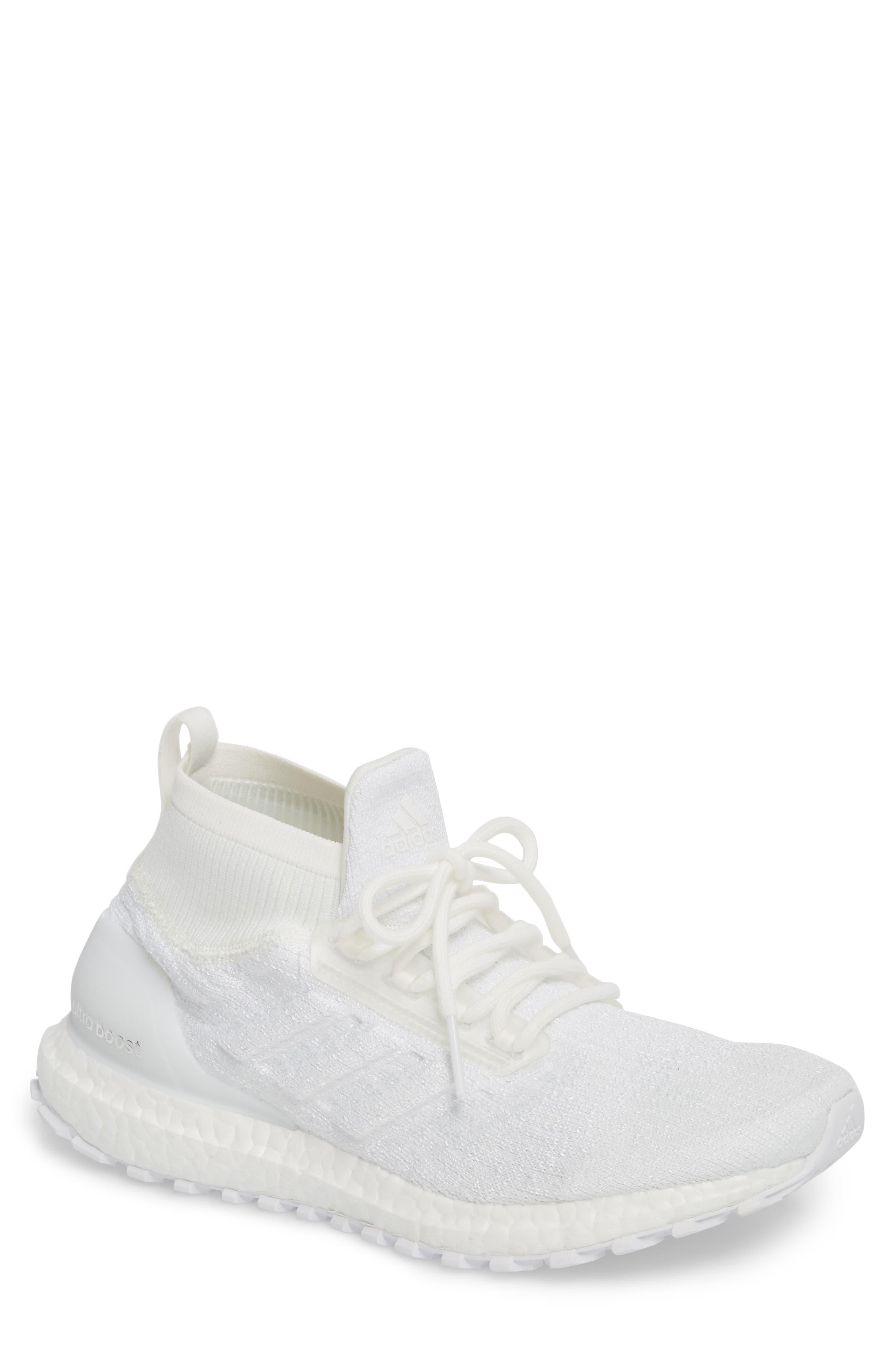 adidas UltraBoost All Terrain Water Resistant Running Shoe (Men)