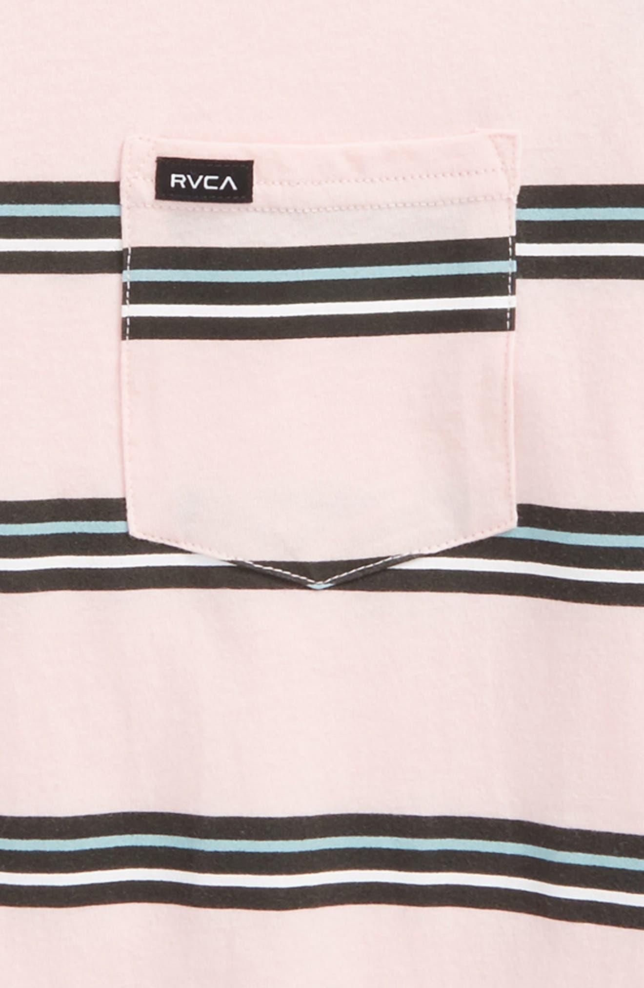 Success Stripe T-Shirt,                             Alternate thumbnail 2, color,                             Gum