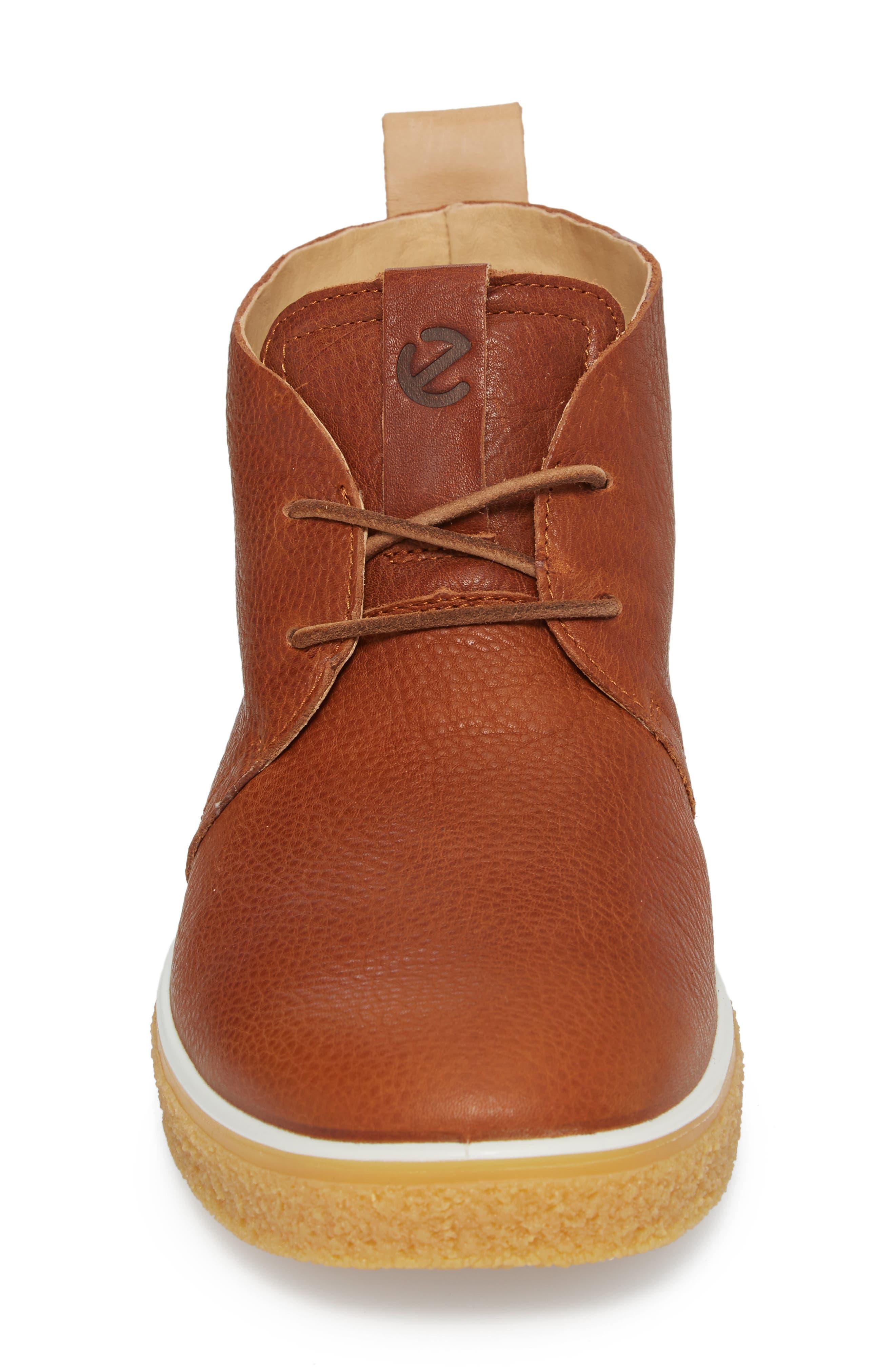 Crepetray Chukka Boot,                             Alternate thumbnail 4, color,                             Lion Leather