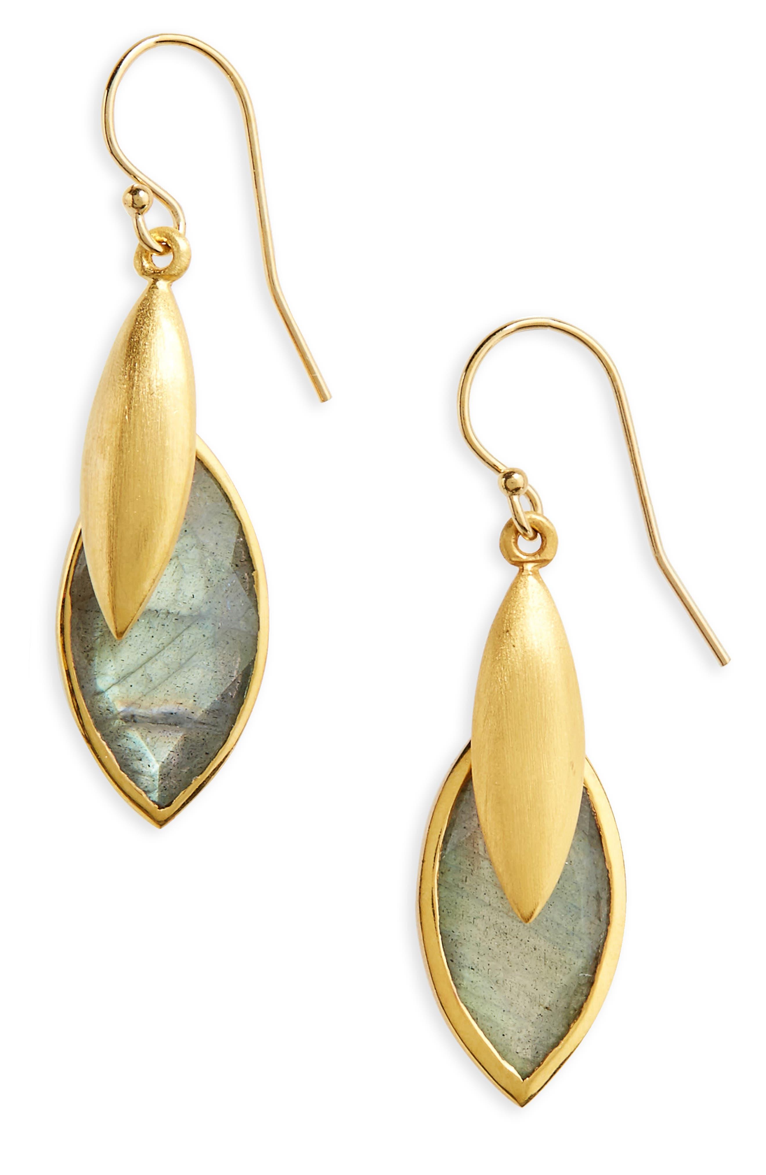 Dean Davidson Lotus Earrings
